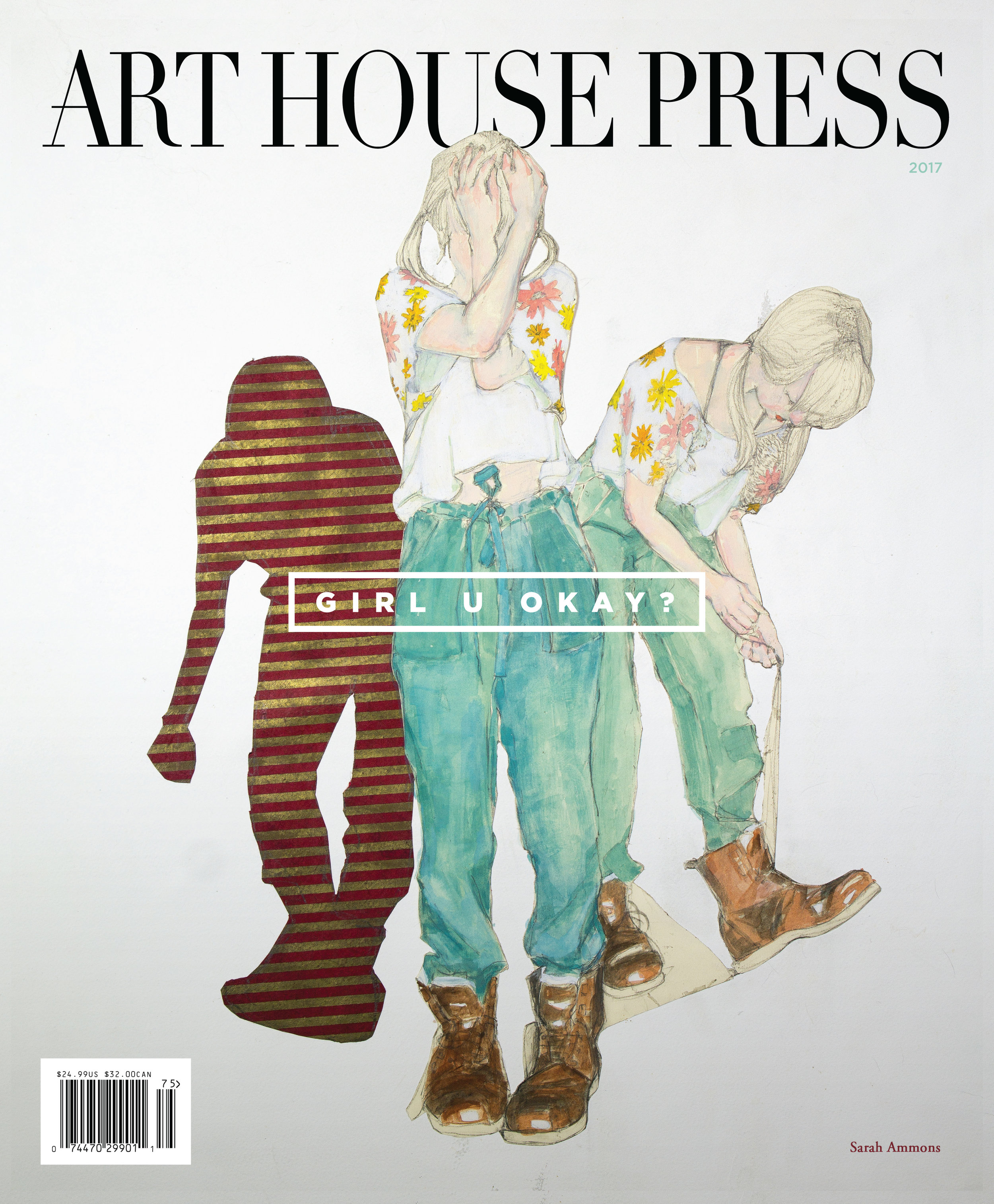 Art House Press Issue three Cover
