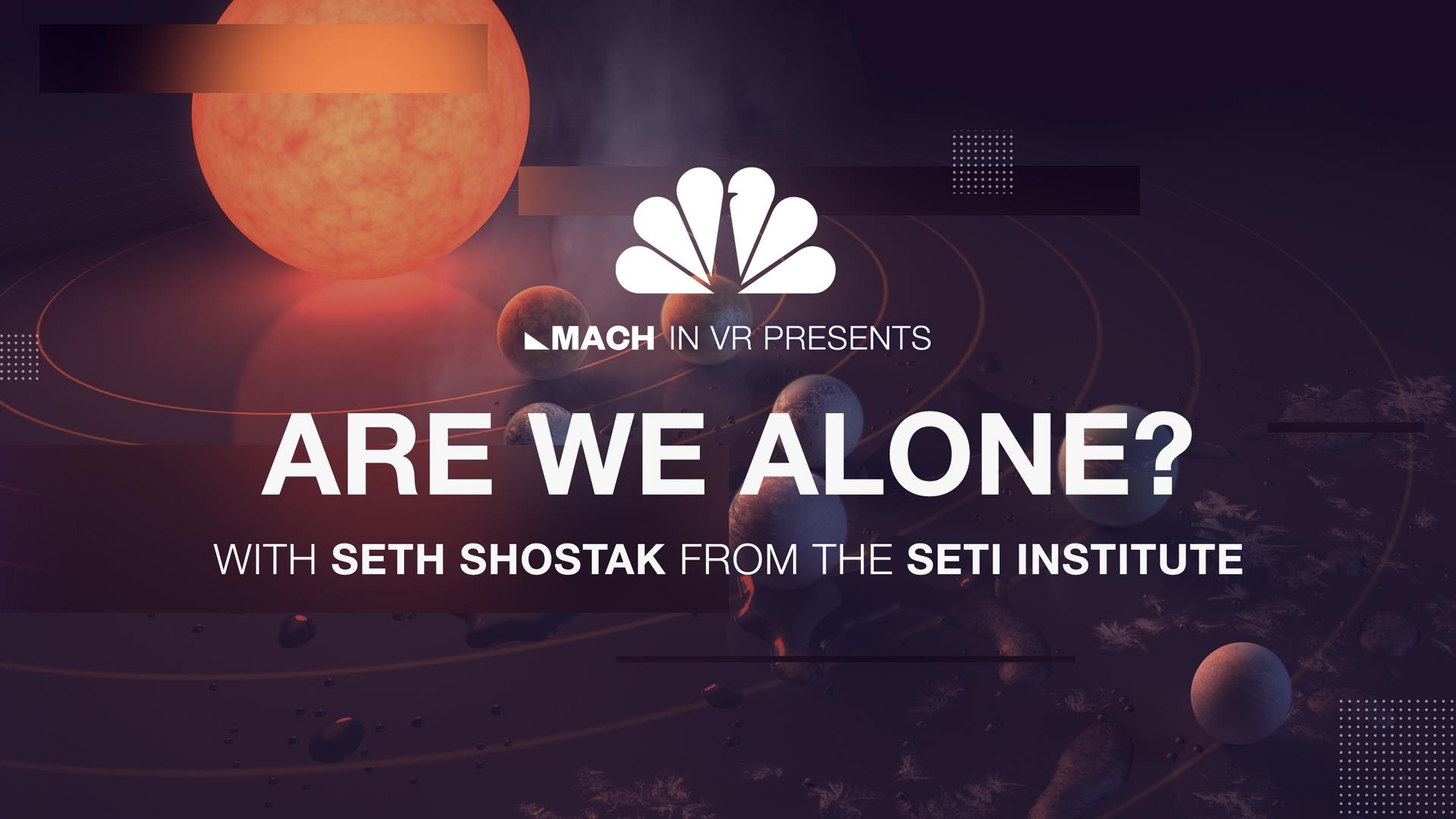 NBC MACH:Are We Alone