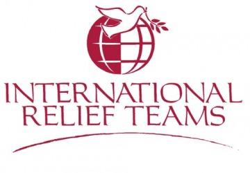 #INTERNATIONALRELIEFTEAMS