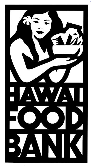 #HAWAIIFOODBANK