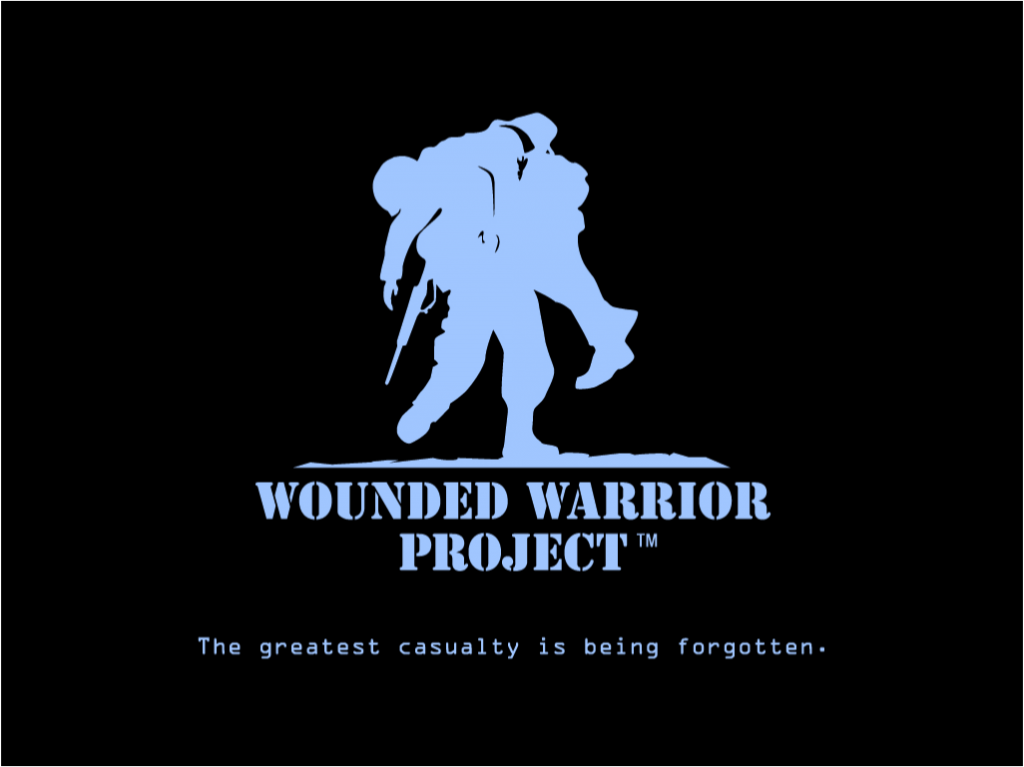 #WWP #WOUNDEDWARRIORPROJECT #CLICK4GOOD