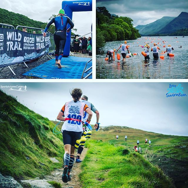 Grab your wetsuits and chuck on your running shoes... we're supporting the @loveswimrun series for a third year! If you fancy a swim or a run then visit http://loveswimrun.co.uk to see which event might suit you (places still available but entries filling up fast!) #wildtrail #wales #swim #swimming #openwaterswimming #run #running #trailrunning #trailrun #swimrun #loveswimrun #greatoutdoors