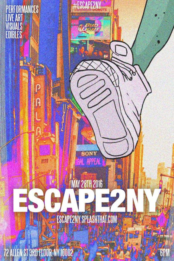 Escape2ny