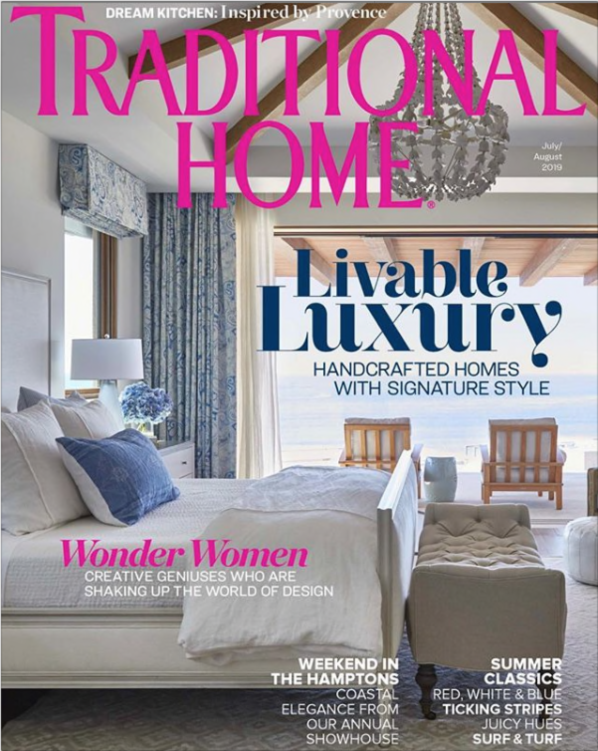 TRADITIONAL HOME July/Aug 19