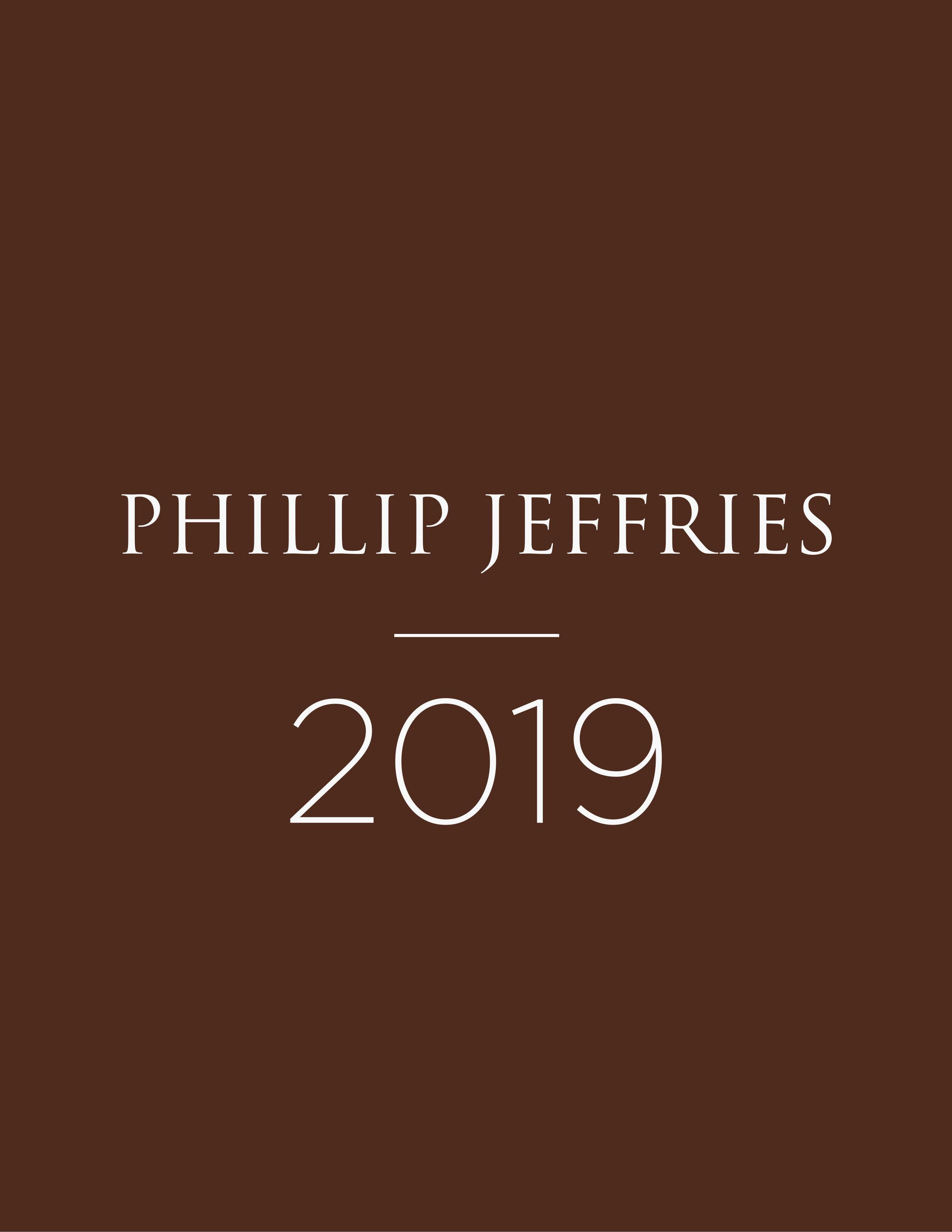 PHILLIP JEFFRIES Sourcebook 19