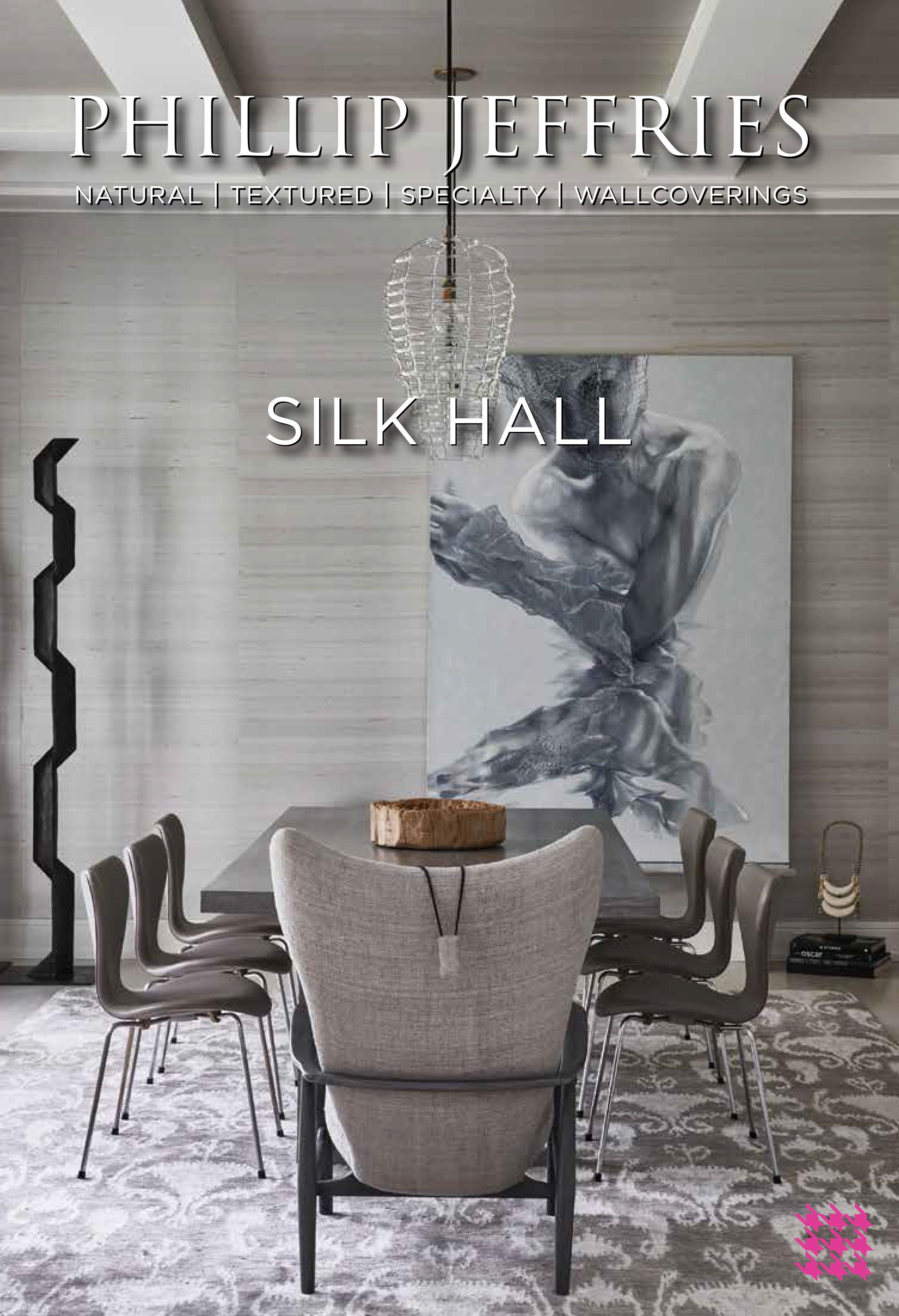 """""""SILK HALL"""" Tipcard 19"""