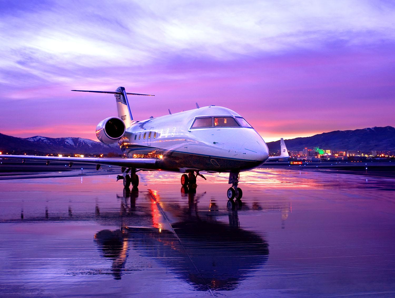 Corp Jet-Sunset.jpg