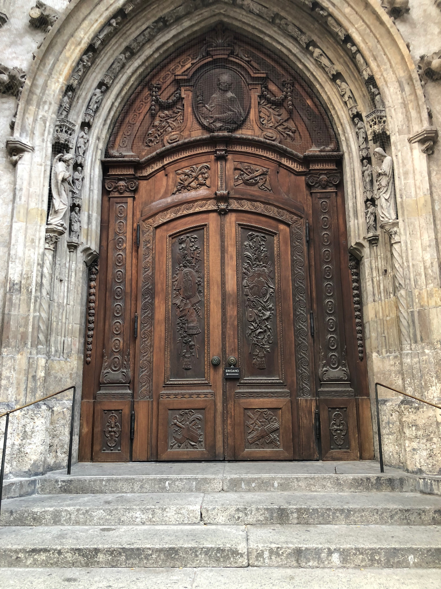 A random door in Munich