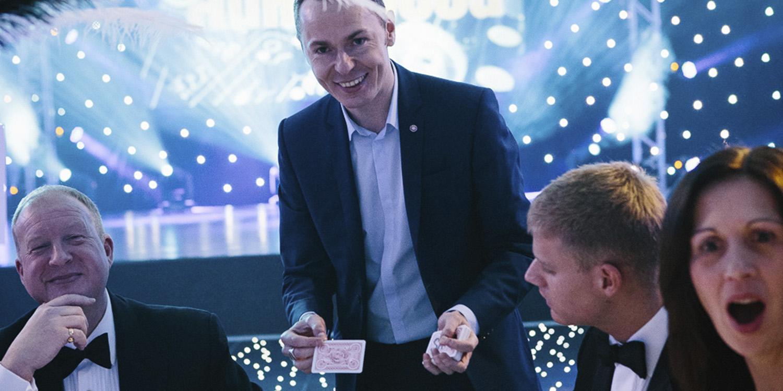 Table Magic at The Hilton London
