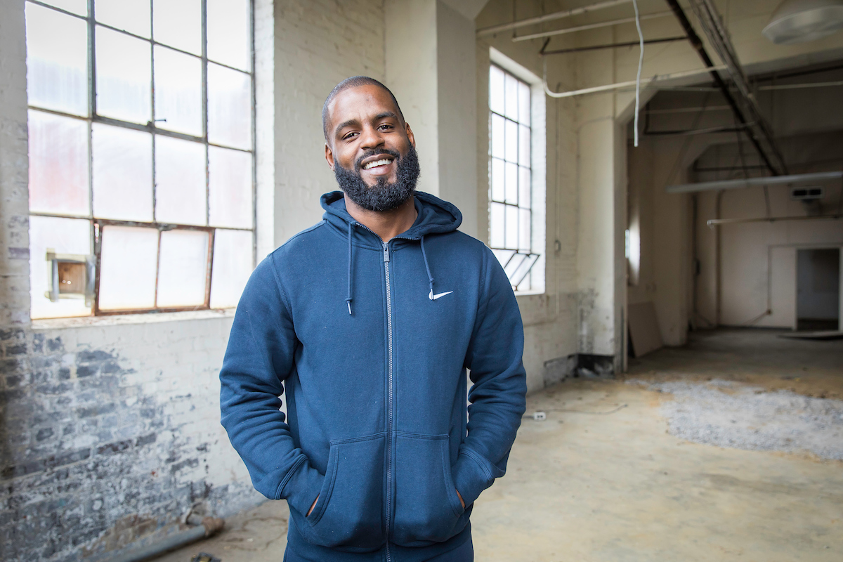 Anthony Kimble of Kimble Properties is investing in the rise of Mid City.