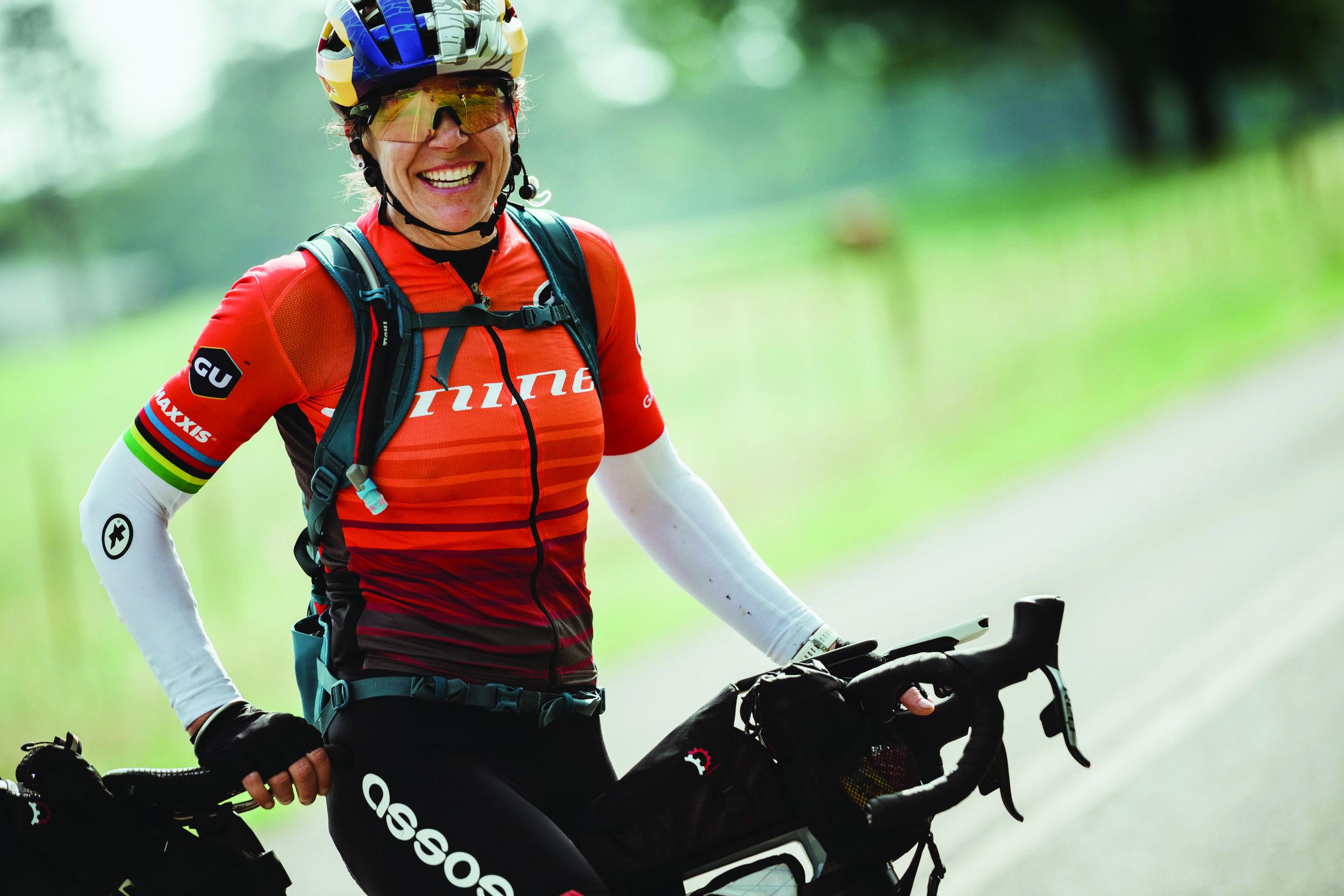 Rebecca Rusch, endurance racer