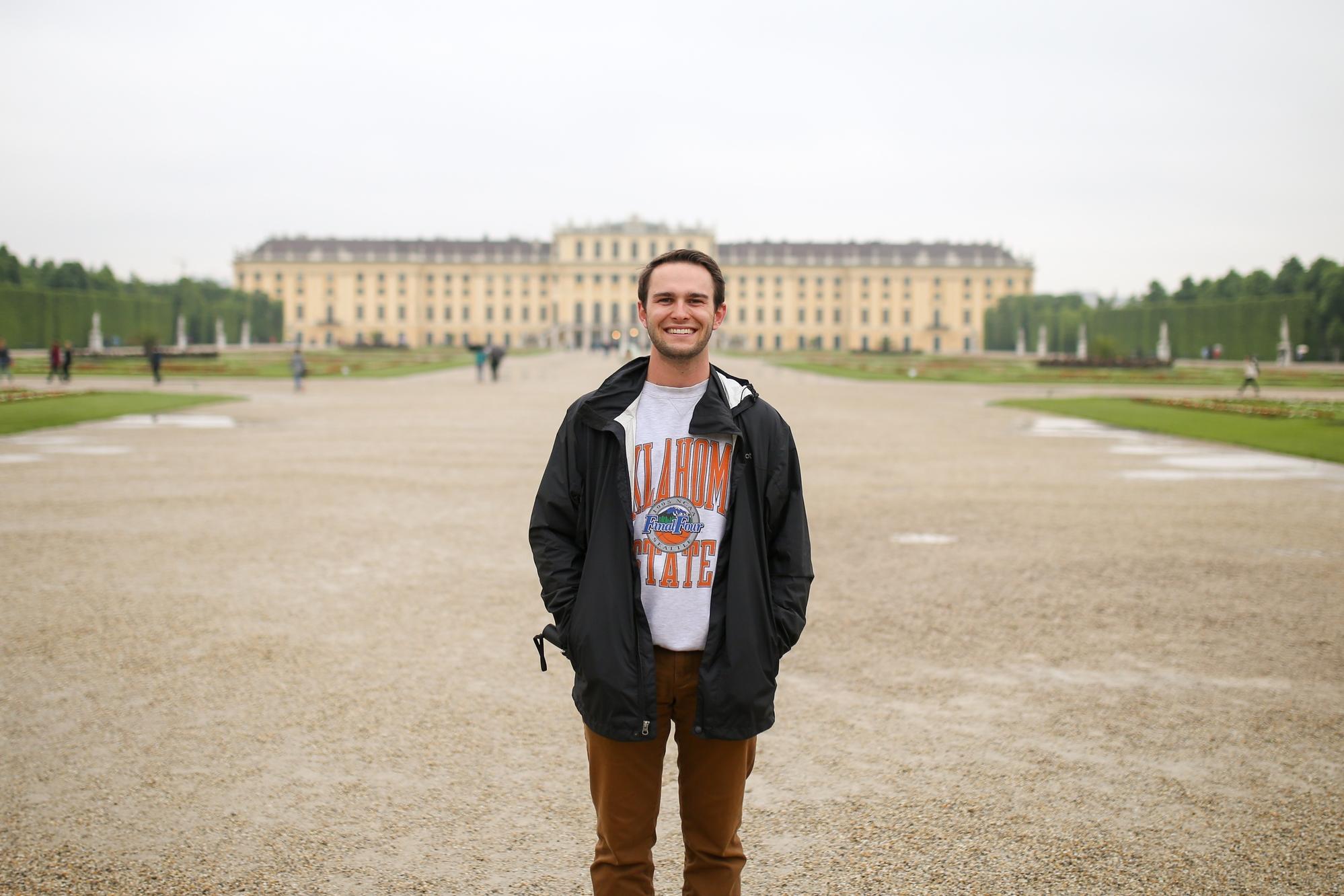 Taken at Schönbrunn Palace