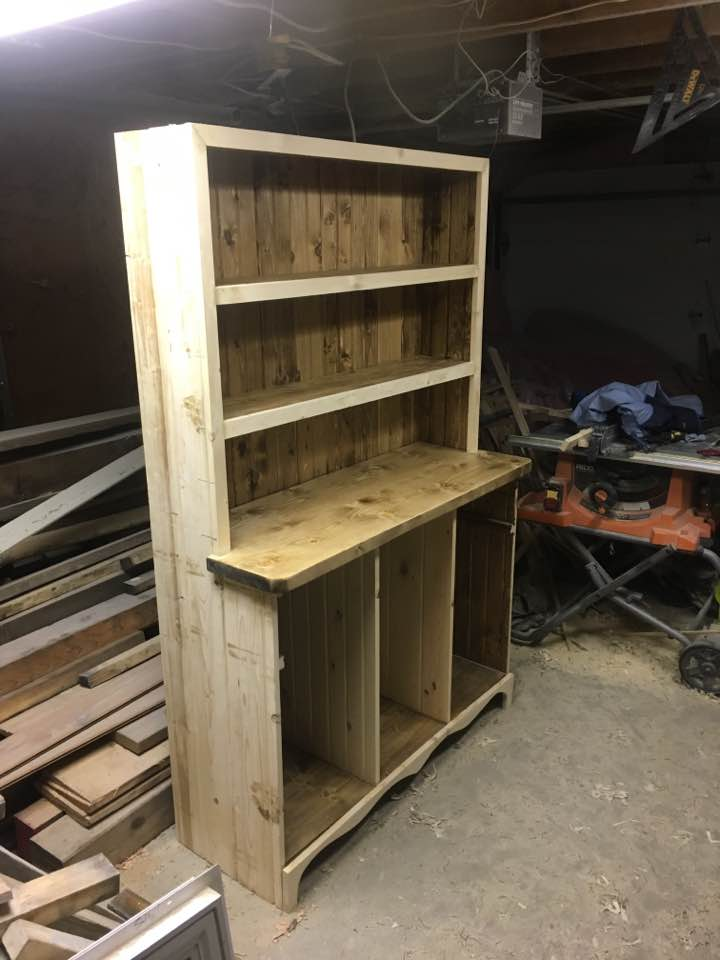Custom mill work or furniture..... - At Green by design, we work with you to create furniture that fits your spaces. We can make things rustic or modern. We like it all.........