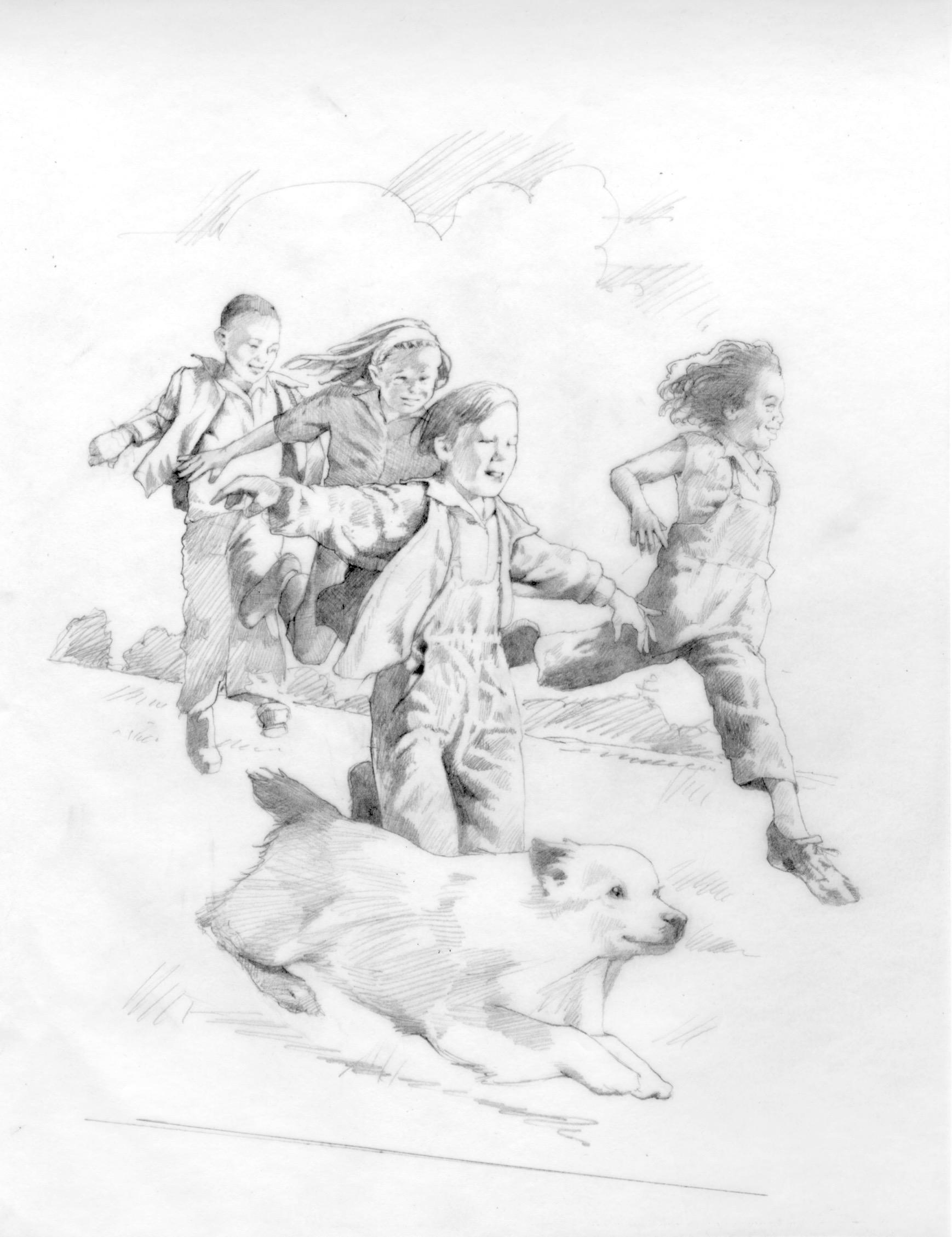 Boys, Girls and a Dog.jpeg