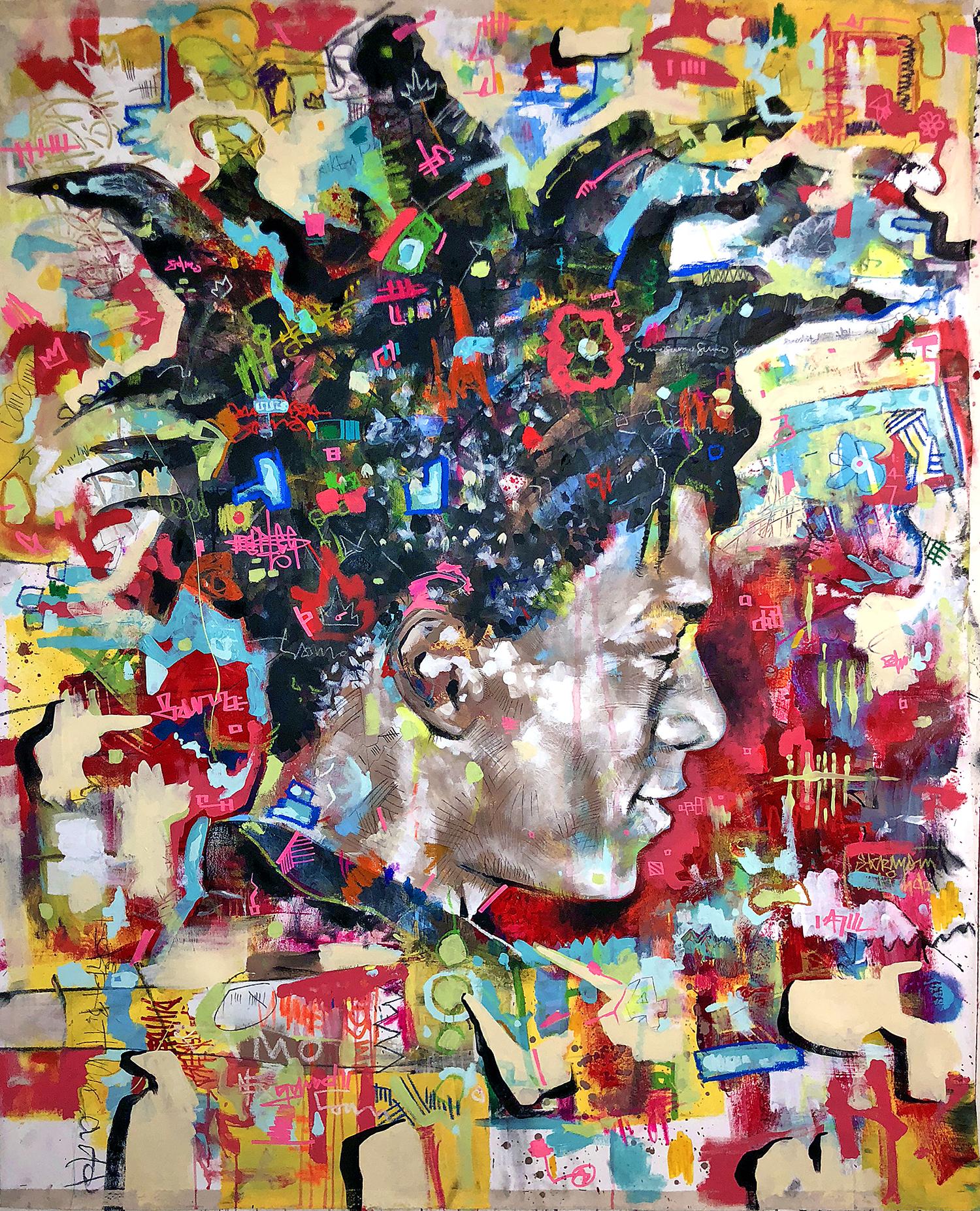 """Samo: A Portrait of Jean-Michel Basquiat"""