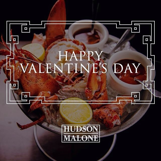 Happy Valentine's Day to the greatest city on Earth. #NYC #HudsonMalone #ValentinesDay