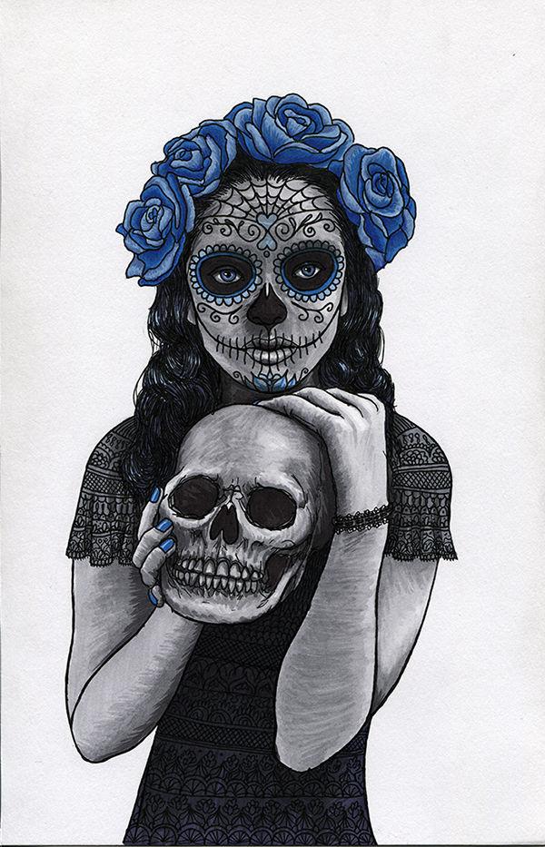 Sugar Skull Girl, 2015