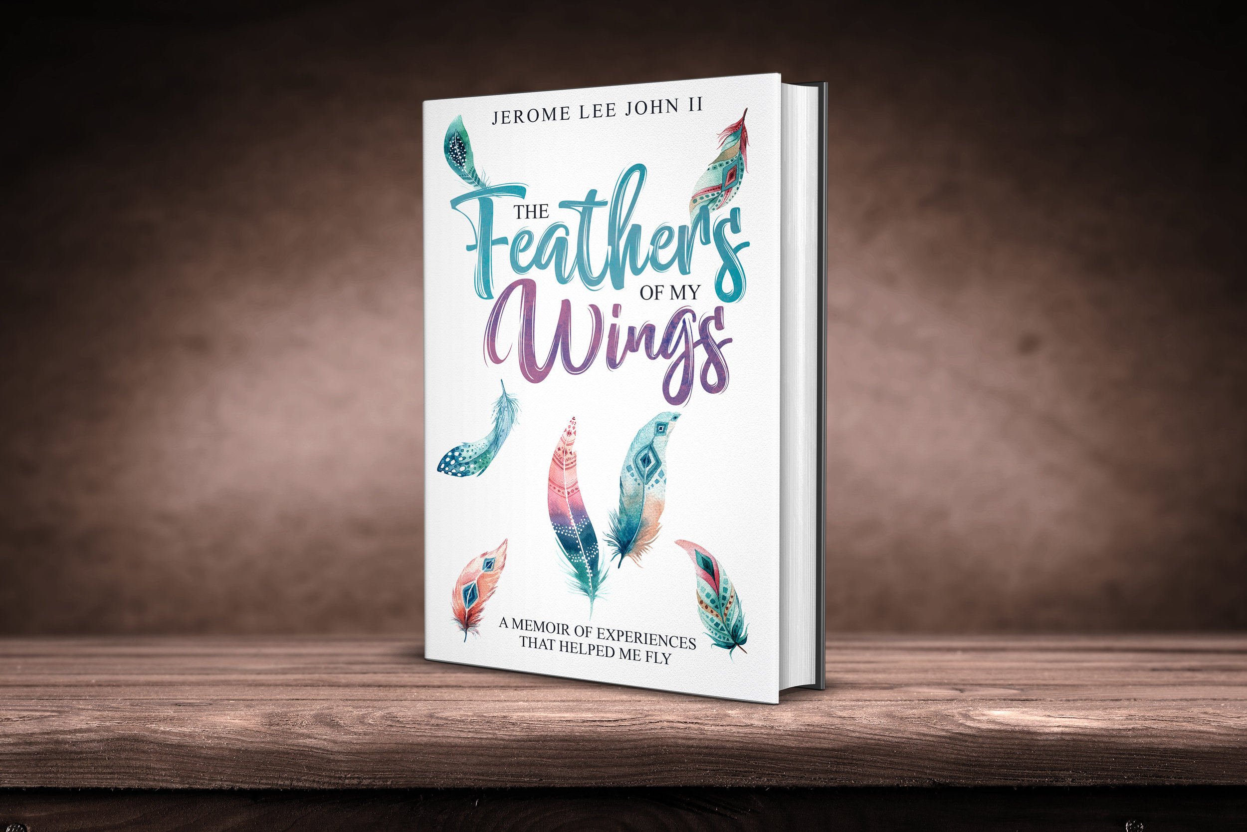 "Book - Explore ""The Feathers of My Wings"""