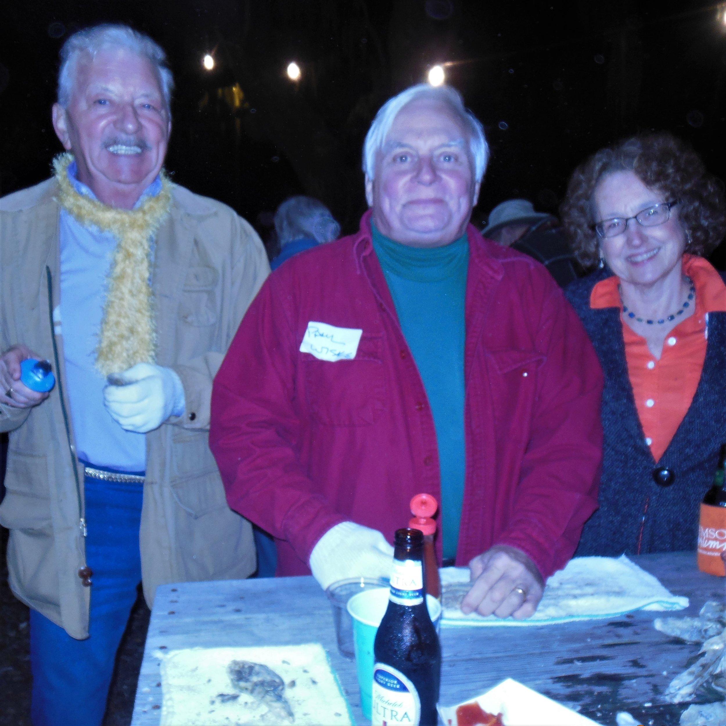 Oyster Roast 2017 - George, Paul, Karen.jpg