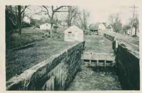 Lock 11 -  image from the Pennsylvania State Archives