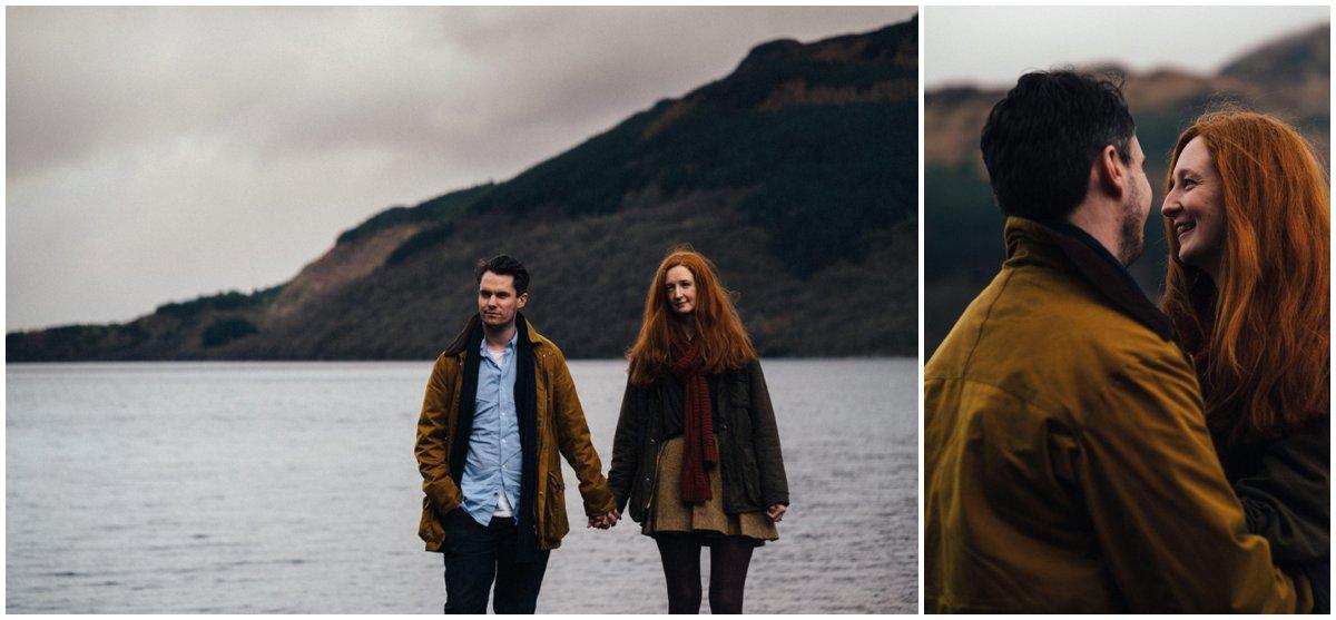Loch Lomond Engagement Shoot - Euan Robertson Photography_002.jpg