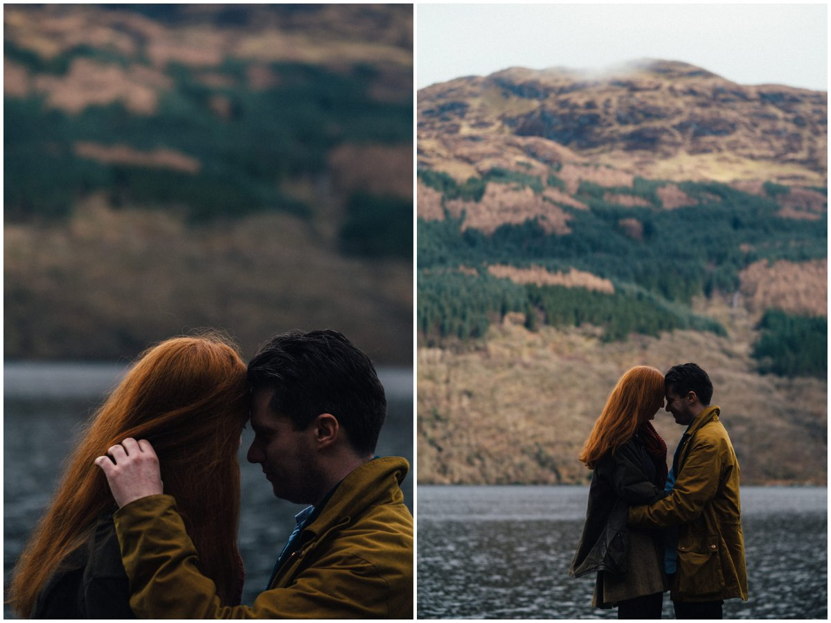 Loch Lomond Engagement Shoot - Euan Robertson Photography_005.jpg