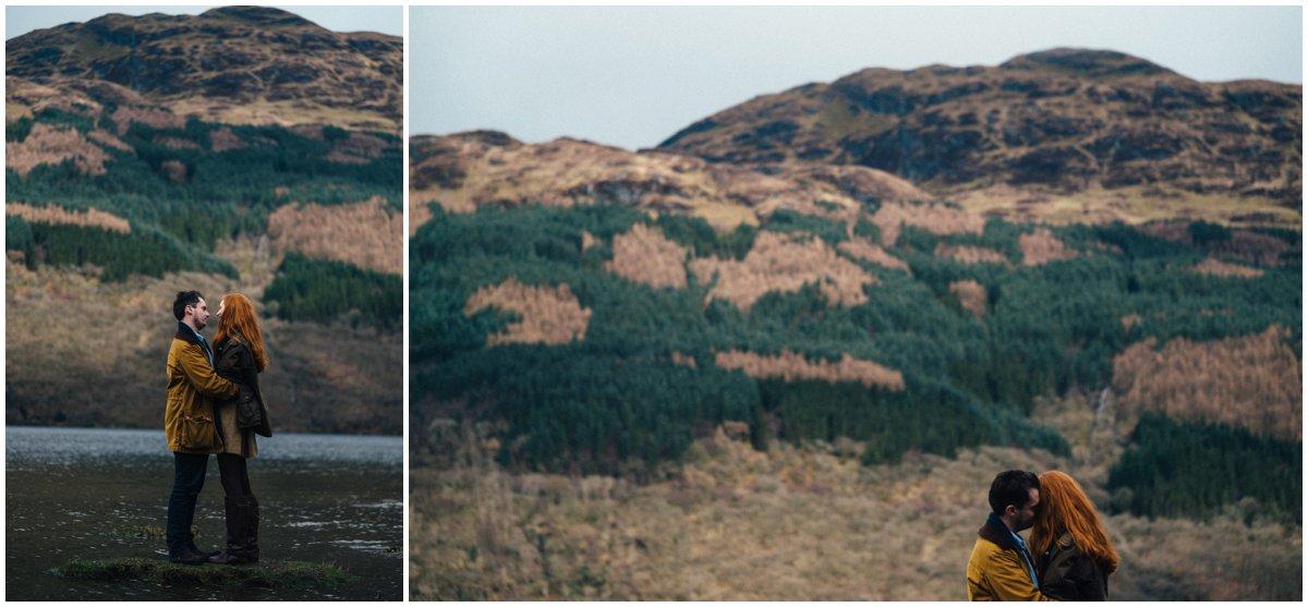Loch Lomond Engagement Shoot - Euan Robertson Photography_018.jpg