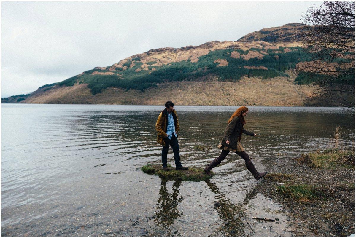 Loch Lomond Engagement Shoot - Euan Robertson Photography_020.jpg