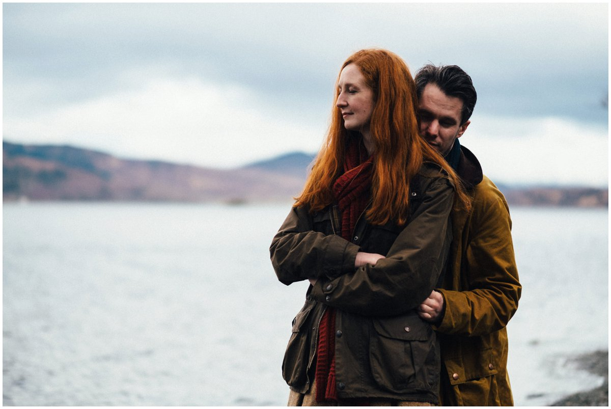Loch Lomond Engagement Shoot - Euan Robertson Photography_031.jpg