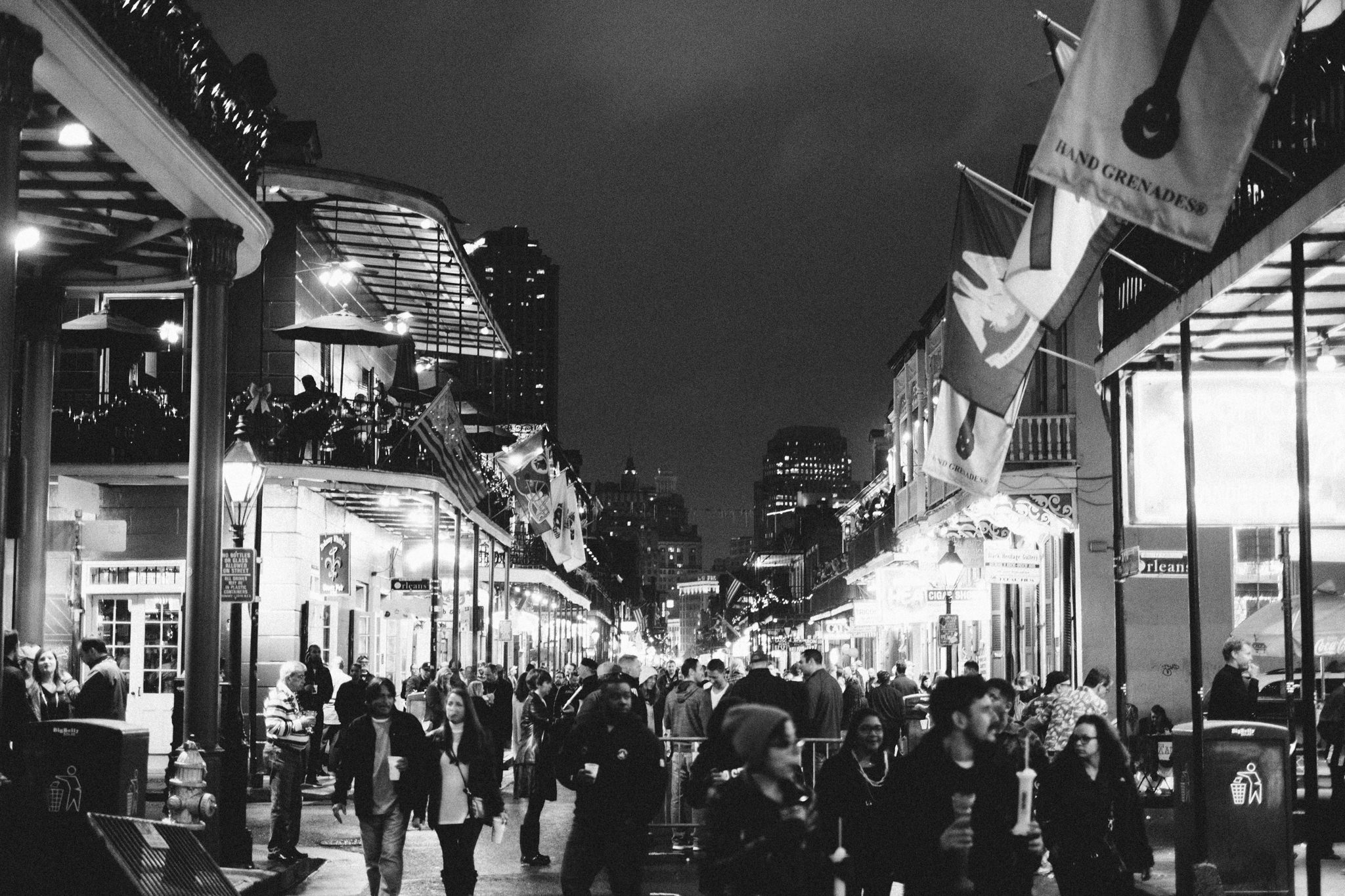 The only part of New Orleans I don't like is the hangover. Such an incredible place, unlike anywhere else I've been in the US.
