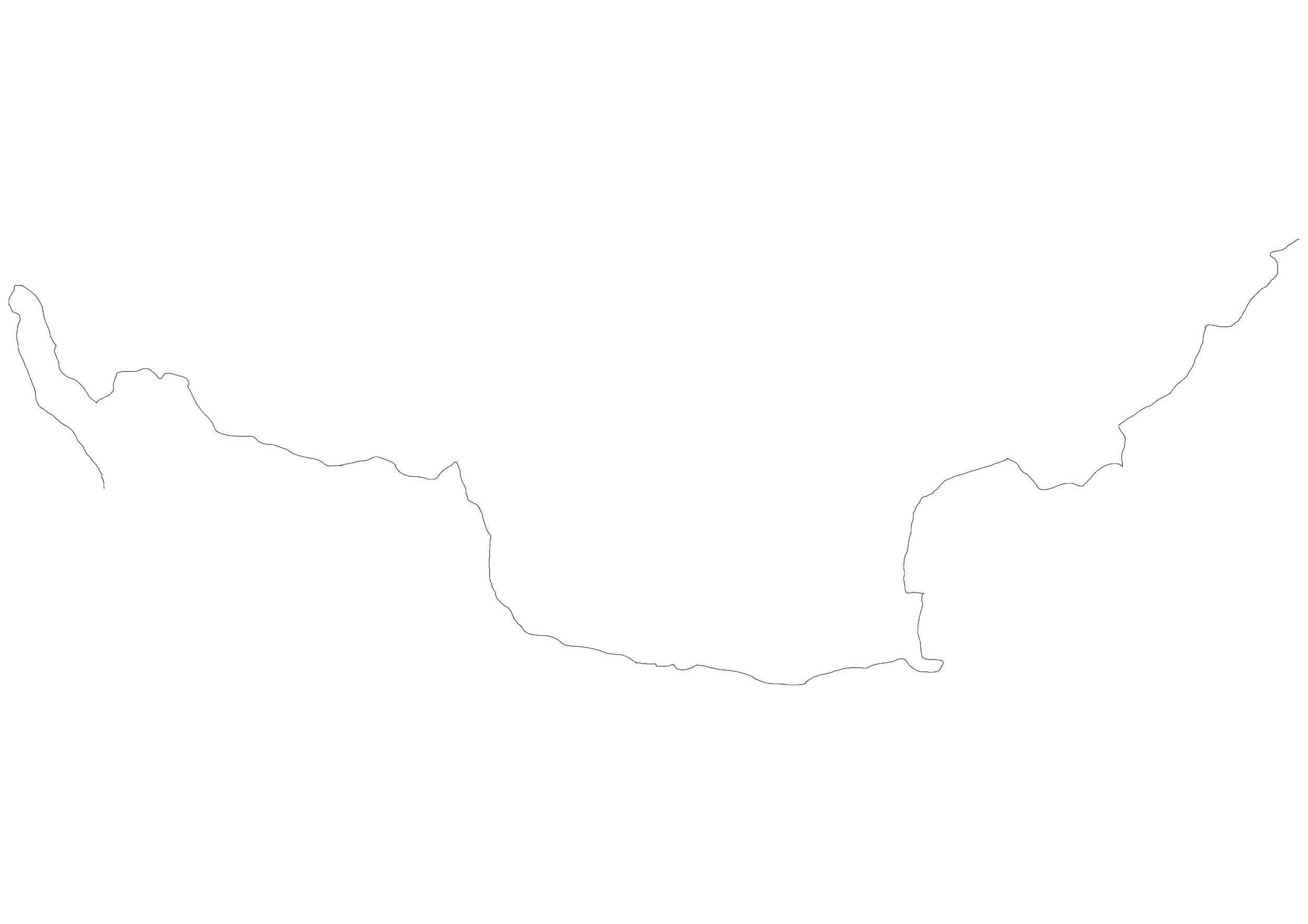 Our route, travelling from east to west. We stayed in New York, Philadelphia, Washington DC, Asheville, Nashville, Memphis, New Orleans, Austin, White City, Santa Fe, Las Vegas, Nowhere California, San Francisco, Carmel, Santa Barbara, San Diego, Los Angeles. All praise Air B'n'B 🙌
