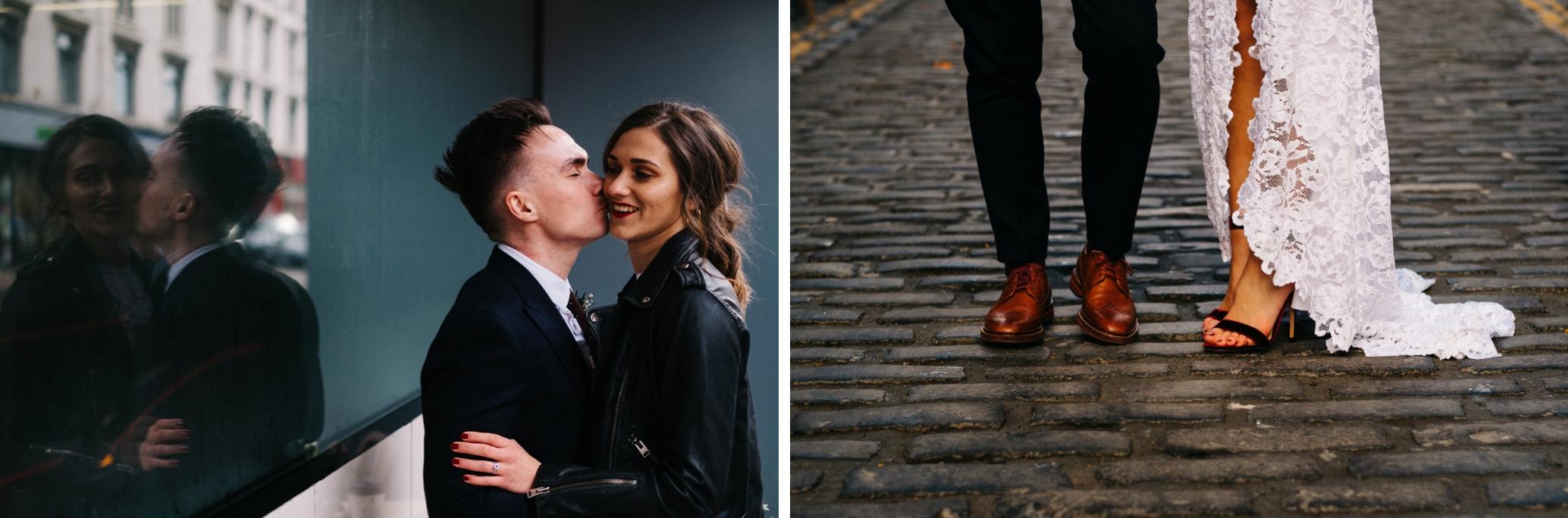 Ubiquitous Chip Glasgow Wedding Photographer
