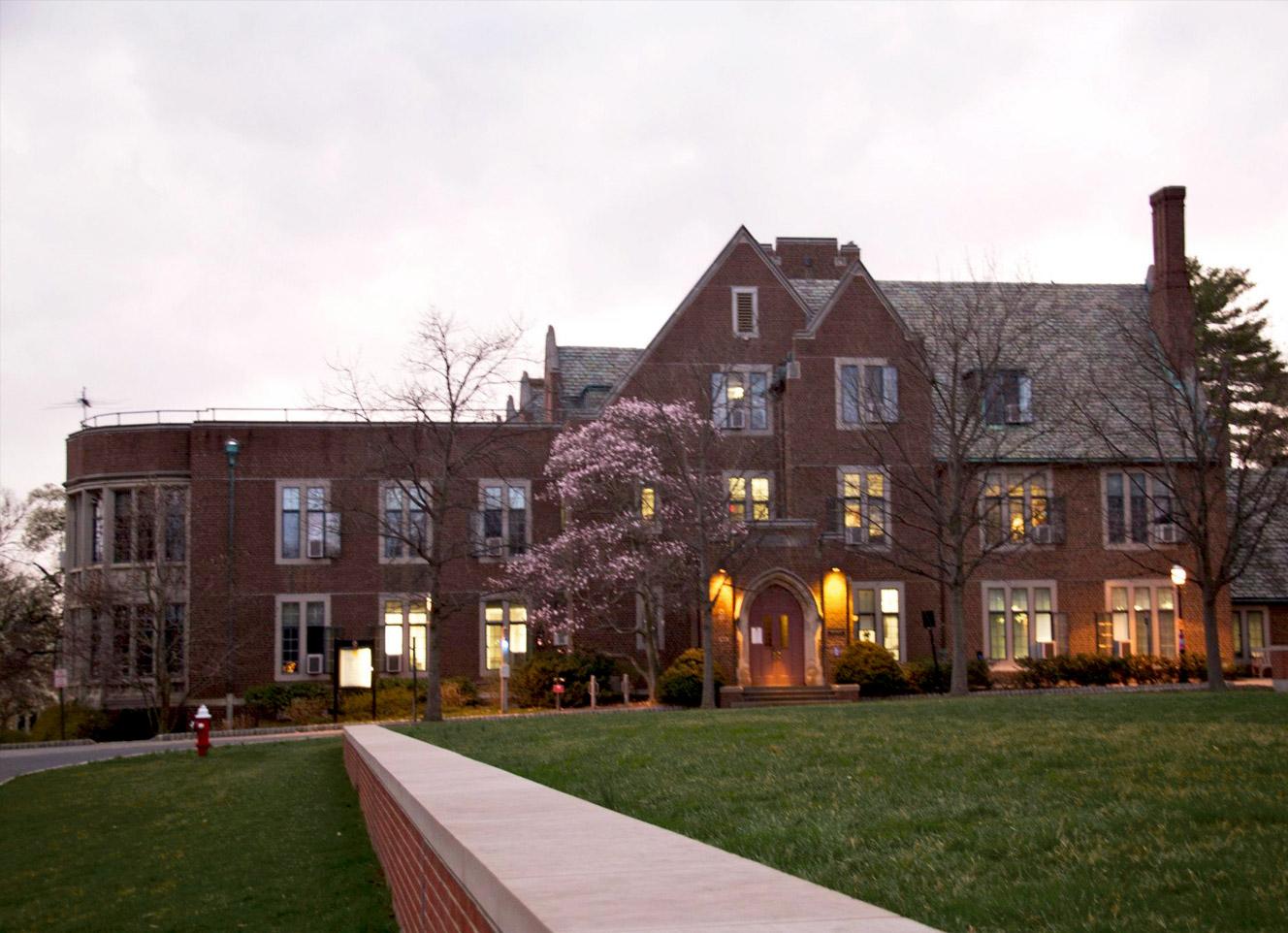 University Health Services building