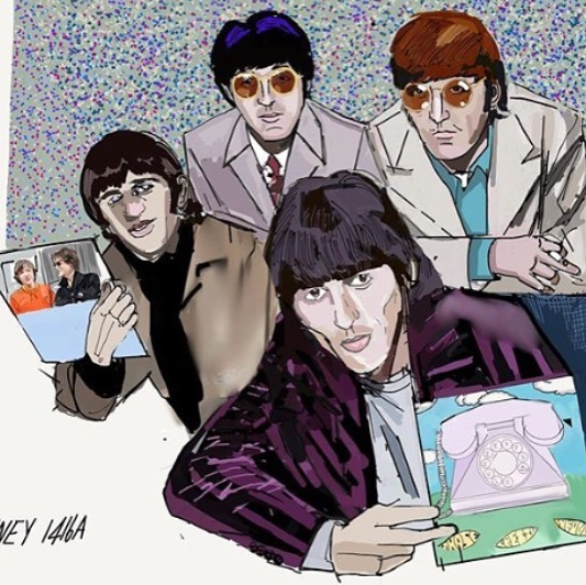 We're truly honored to be guests on the latest @somethingaboutthebeatles1964 podcast w/ Robert Rodriguez!!! Check it here: https://somethingaboutthebeatles.com/179-you-made-me-such-a-big-star-a-conversation-with-those-pretty-wrongs/ Viva Los Beatles !!! #johnpaulgeorgeringo #zedforzulu #thoseprettywrongs @cary_baker_conqueroo @burgerrecords4life