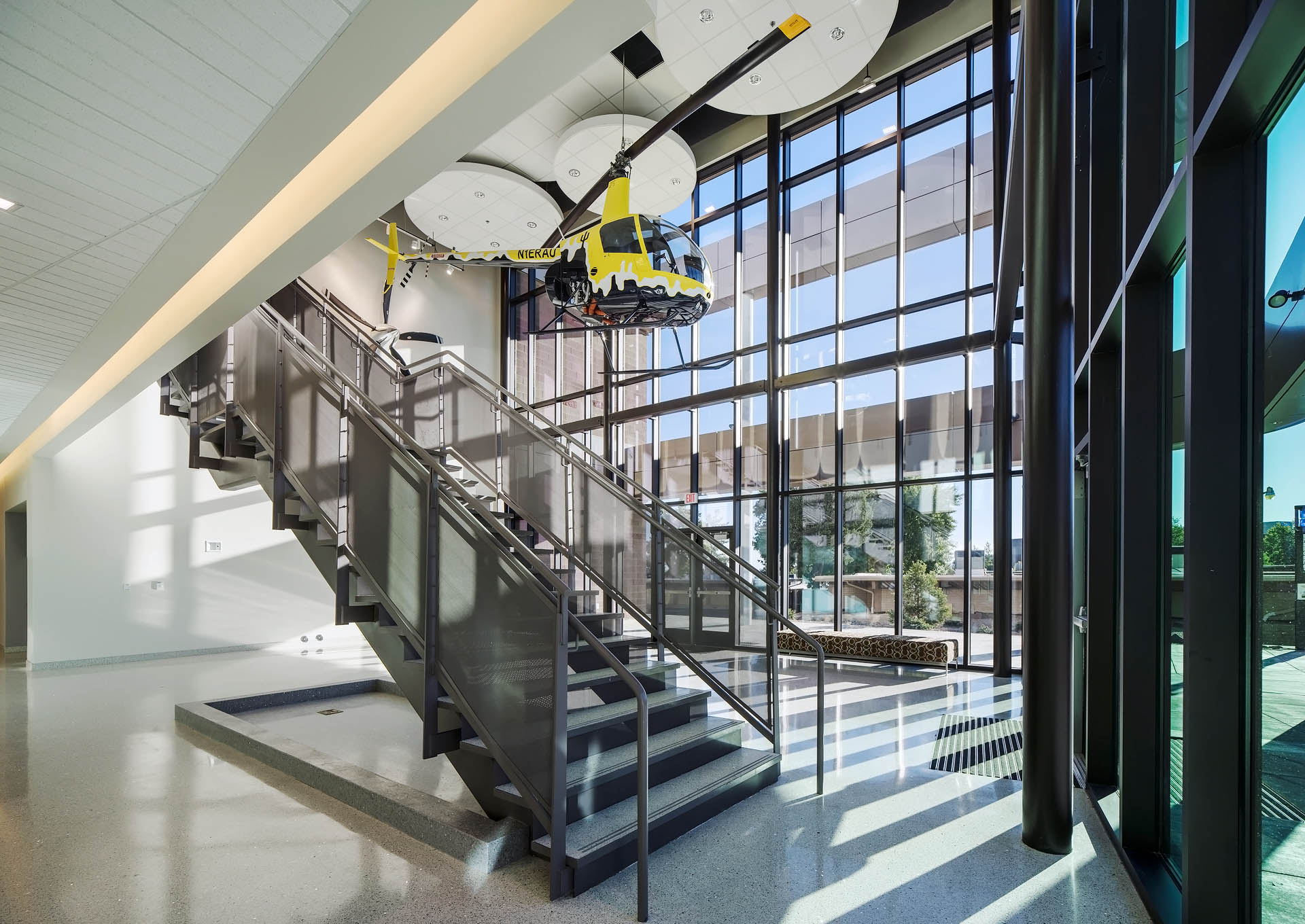 Embry-Riddle by Sundt Construction © Baxter Imaging LLC