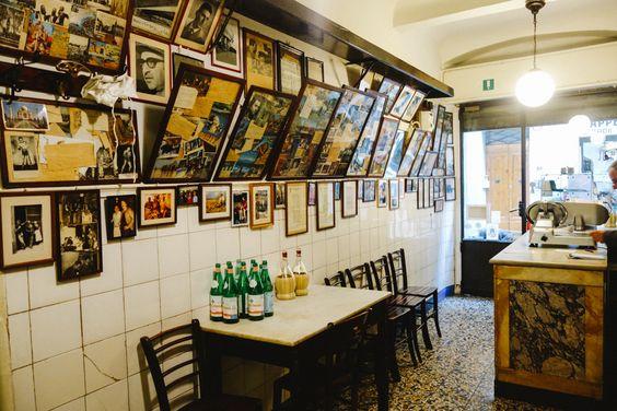 Trattoria Sostanza, Florence