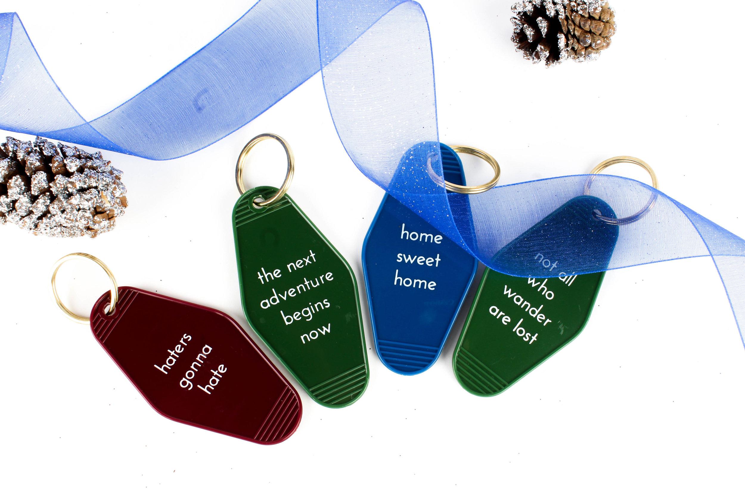 Key Chains:$6