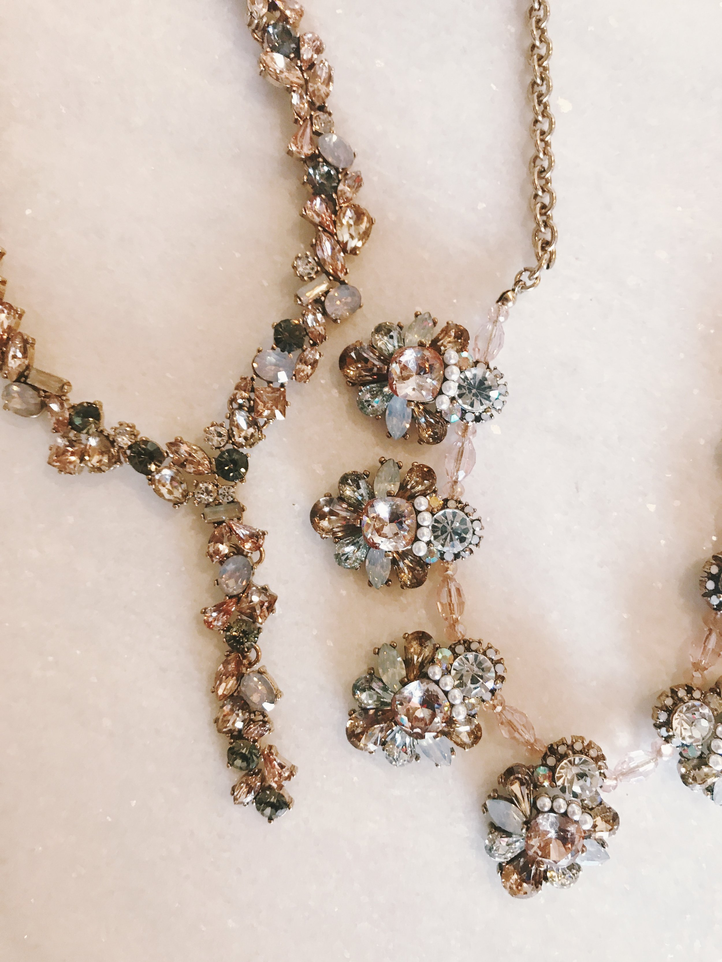 Diamonds are YOUR girls best friend - The quote doesn't lie. A perfect gift for ANY season is jewelry, especially during the holidays when you get to dress up for events and work parties. Be Yourself has amazing pieces that are always one of a kind. Like your loved one ;)Necklaces ranging in price from $10-$35