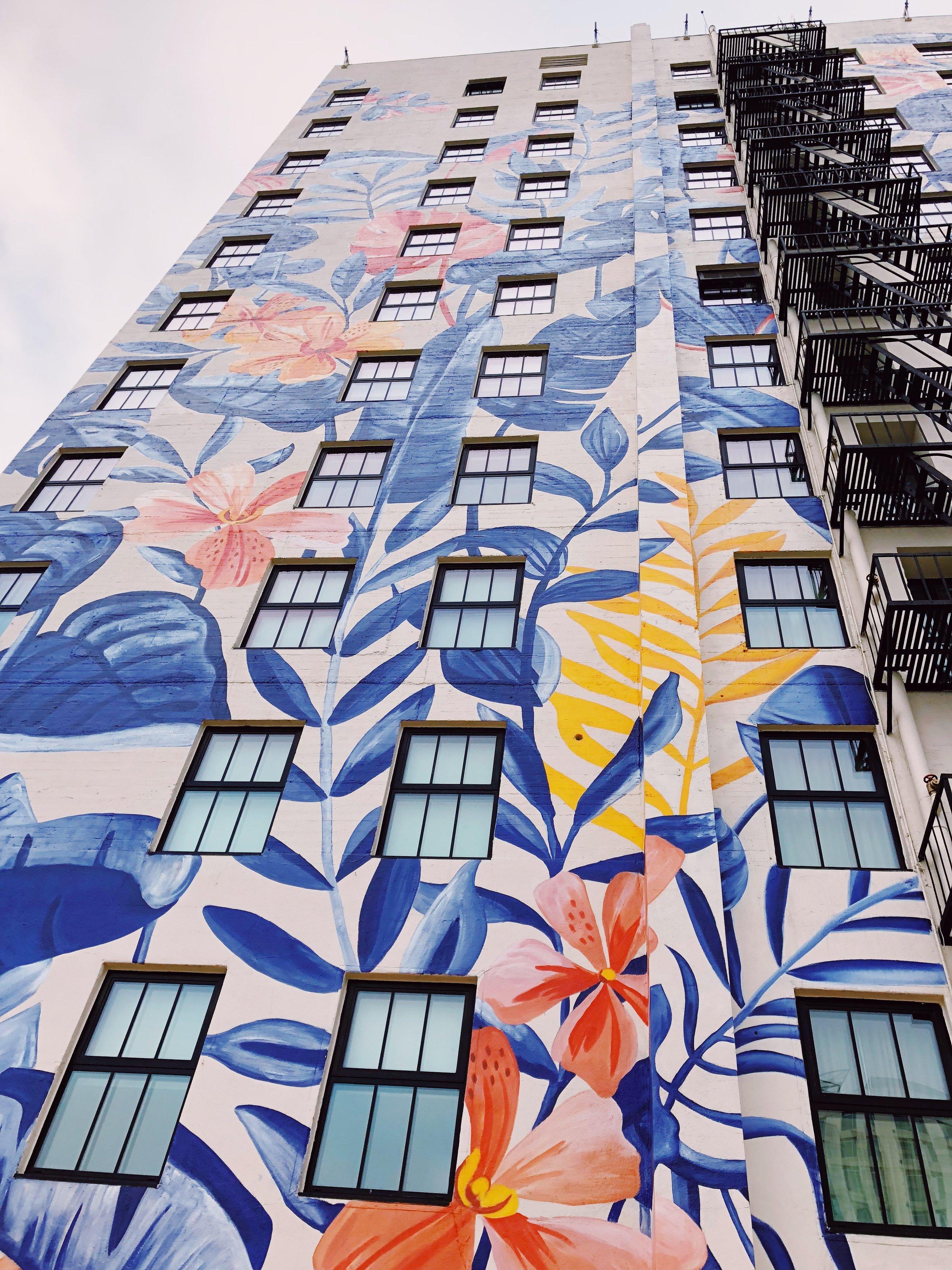Hotel Figueroa - downtown los angeles