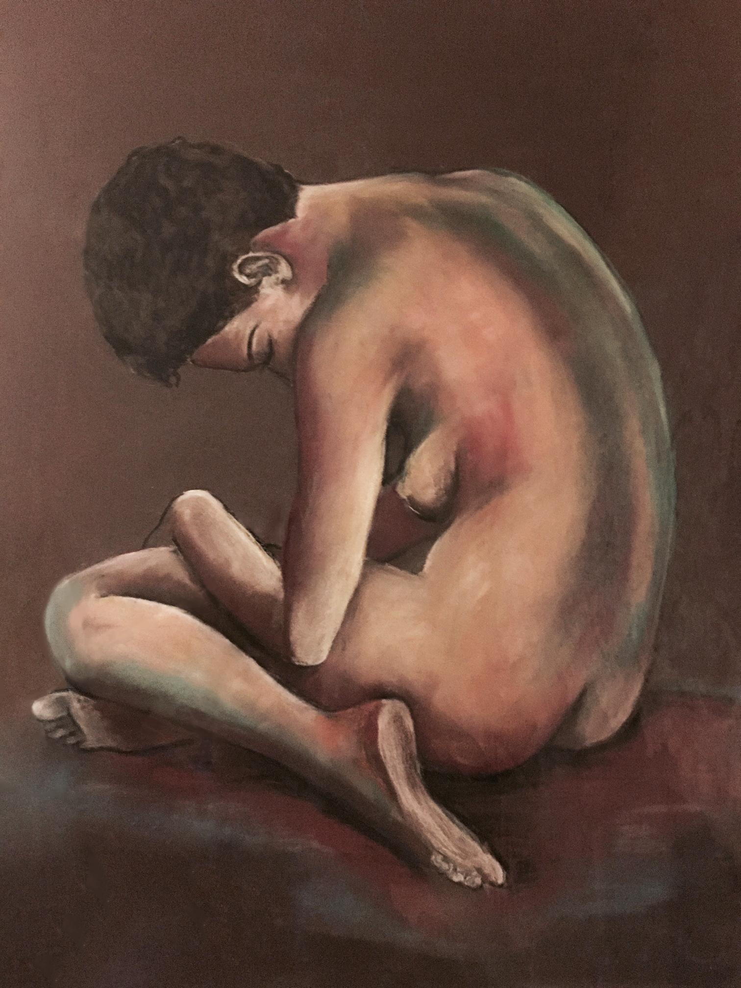 21 - Exploited Vertebra by Tara Boirard