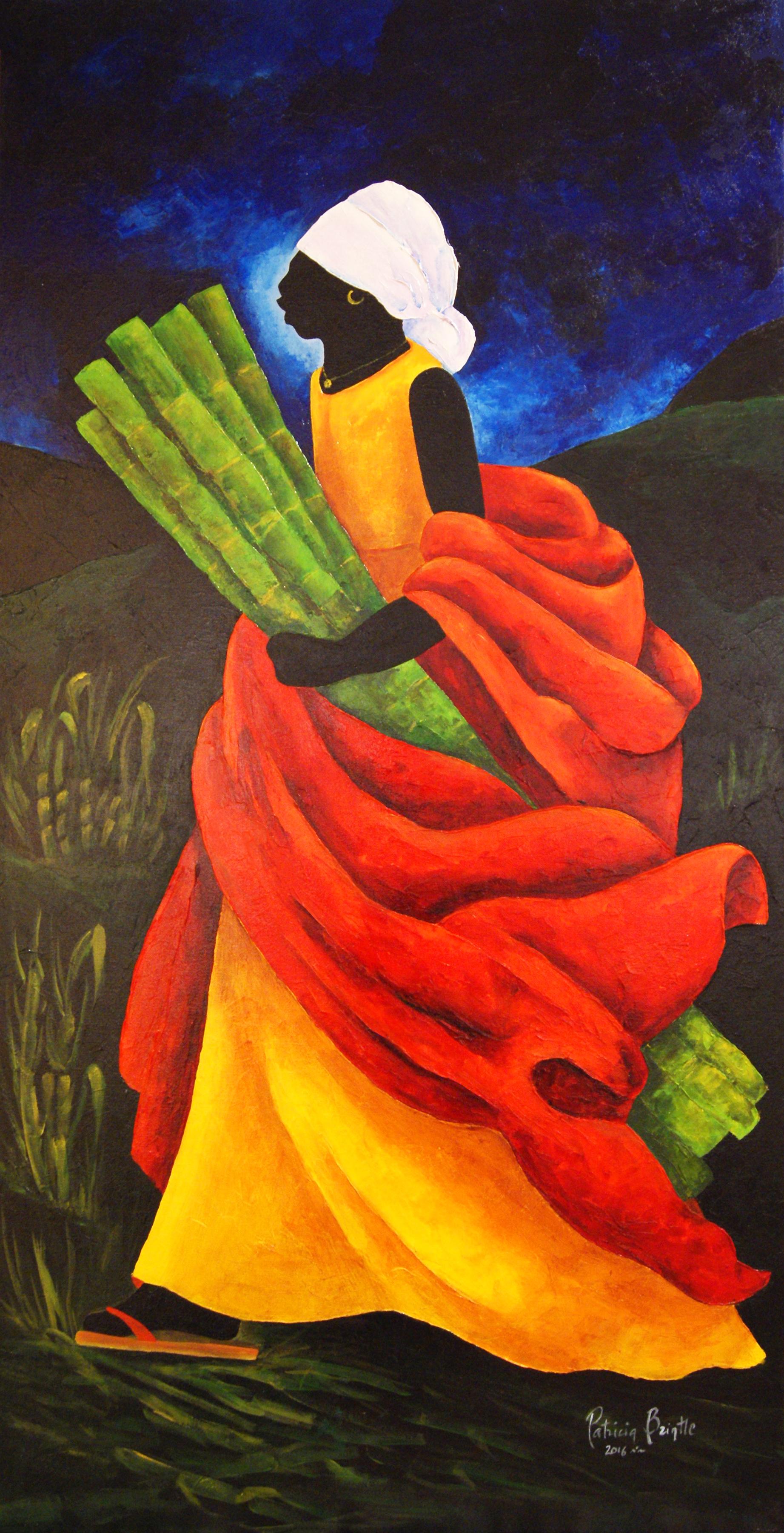 28 - Season Sugarcane II by Patricia Brintle