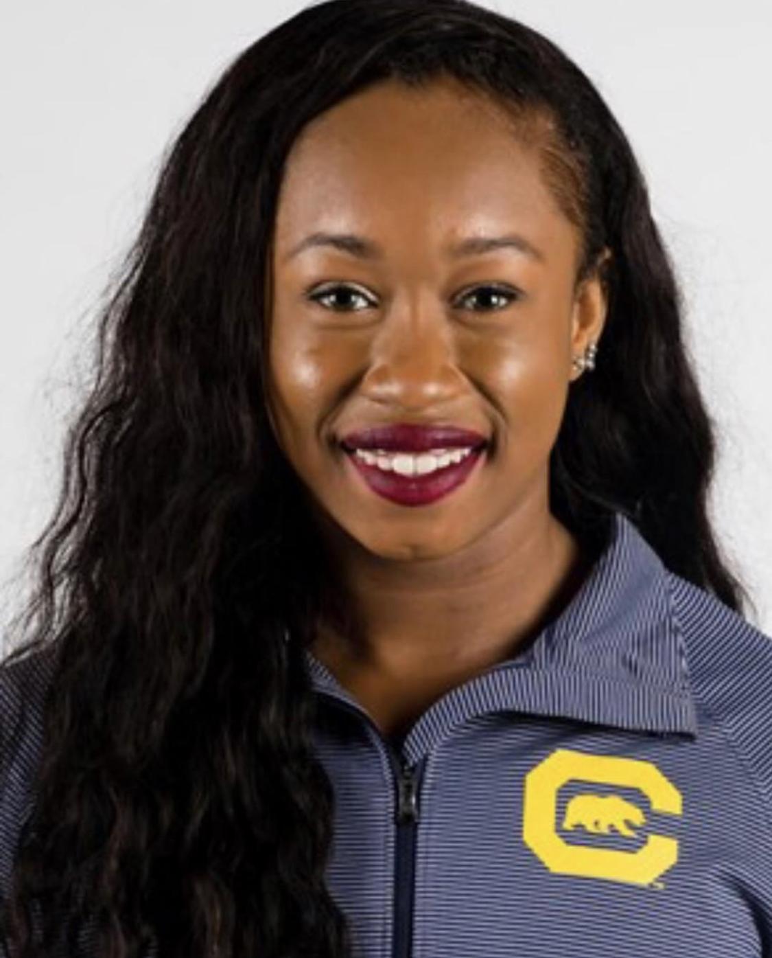 Toni-Ann Williams - 2016 Olympian and UC Berkeley