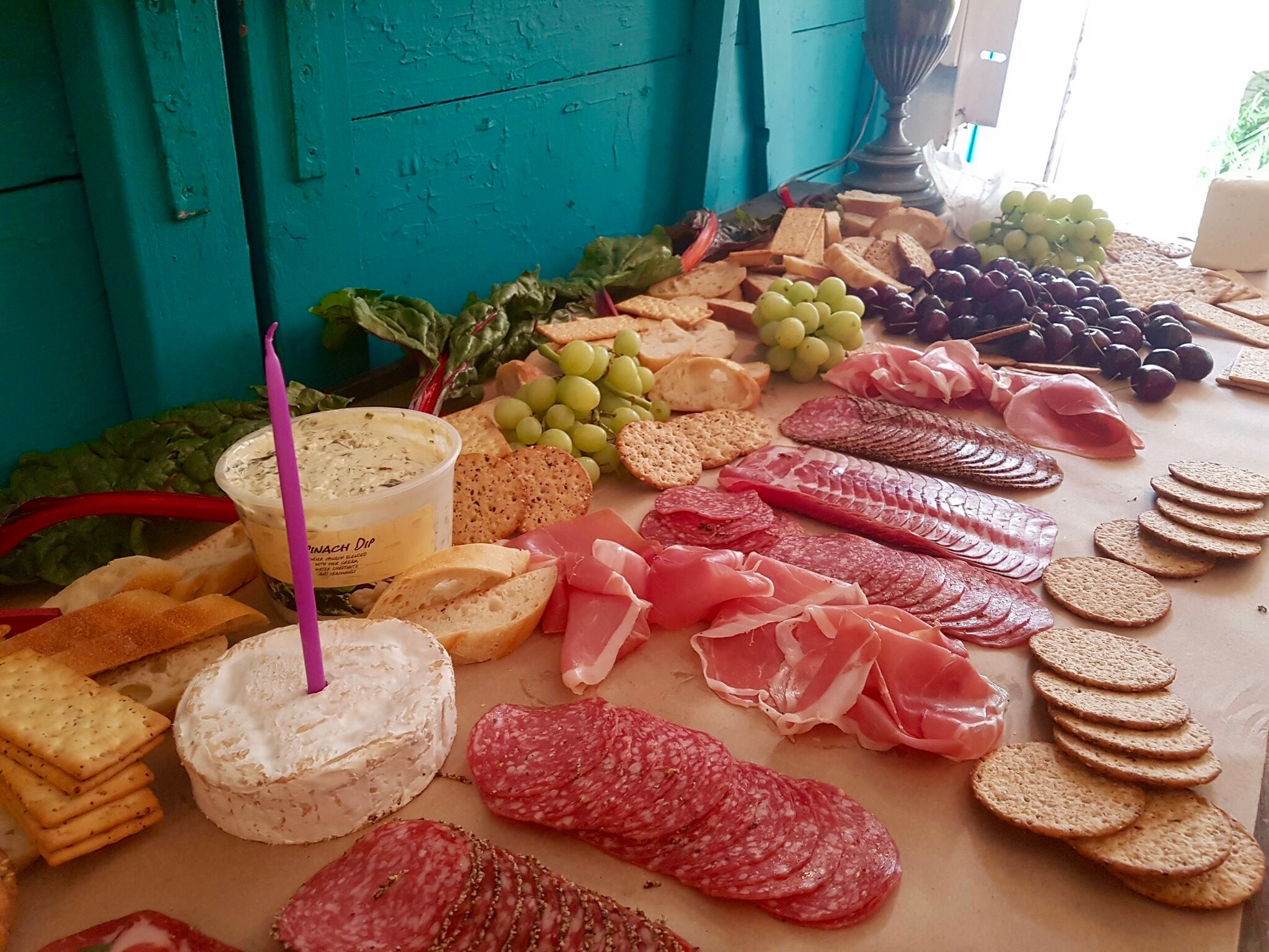 Shahirah's charcuterie & cheese dream // Concept by Shahirah