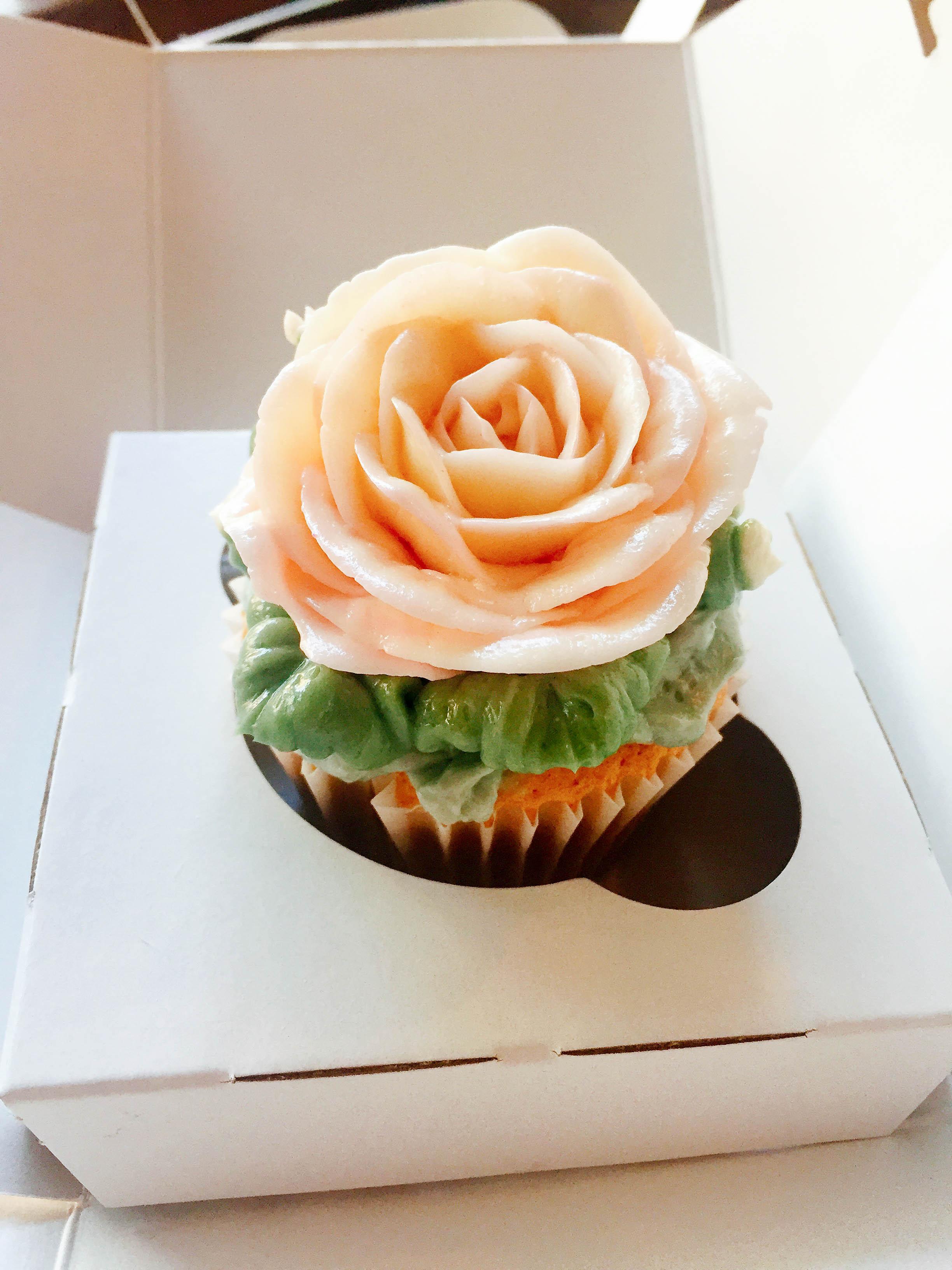 My VIP cupcake