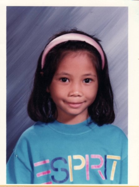 I'm pretty sure I ate cereal that morning before my school photos.  Photo Cred: The Buttery Existence