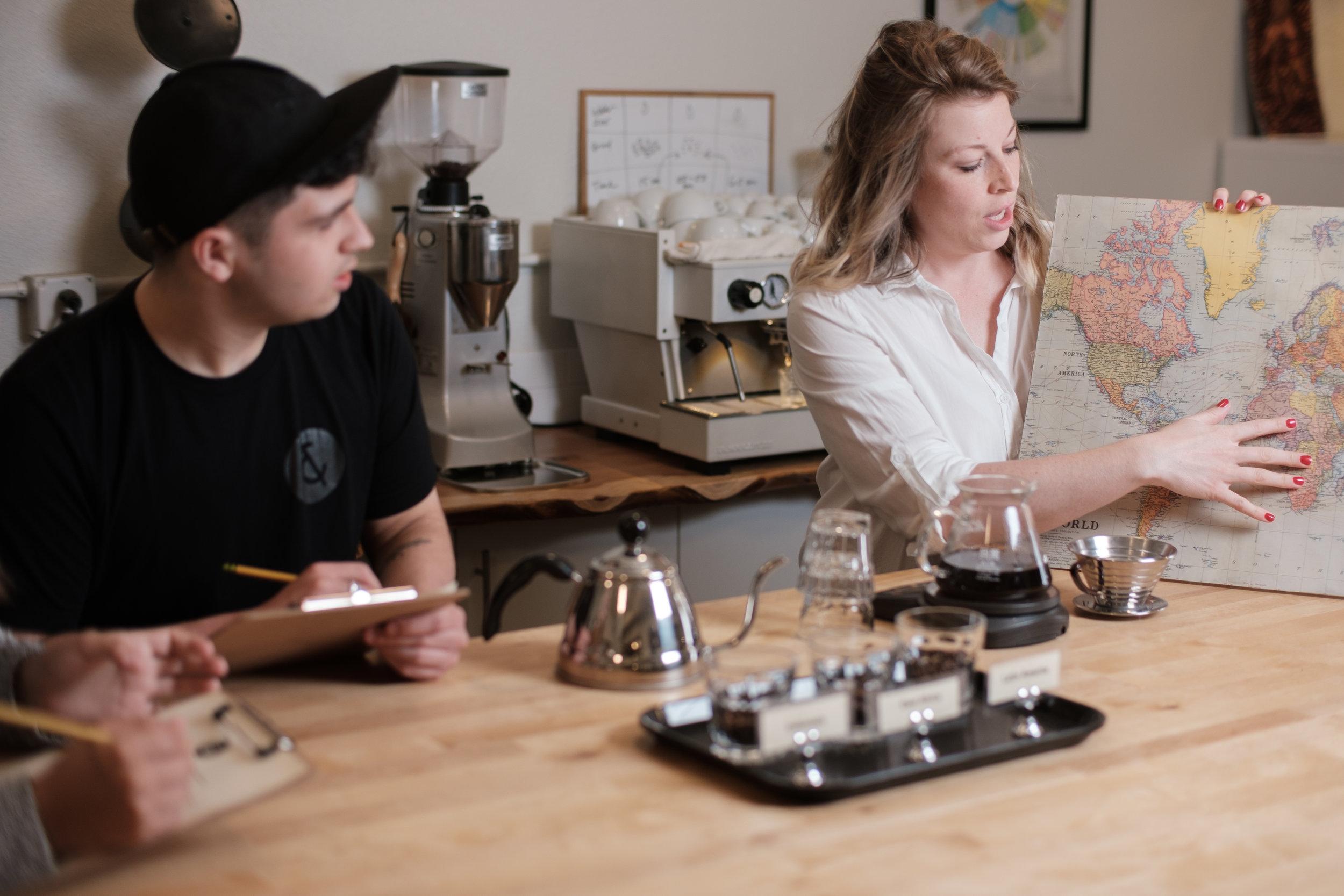 Coffee Origin & Flavor -