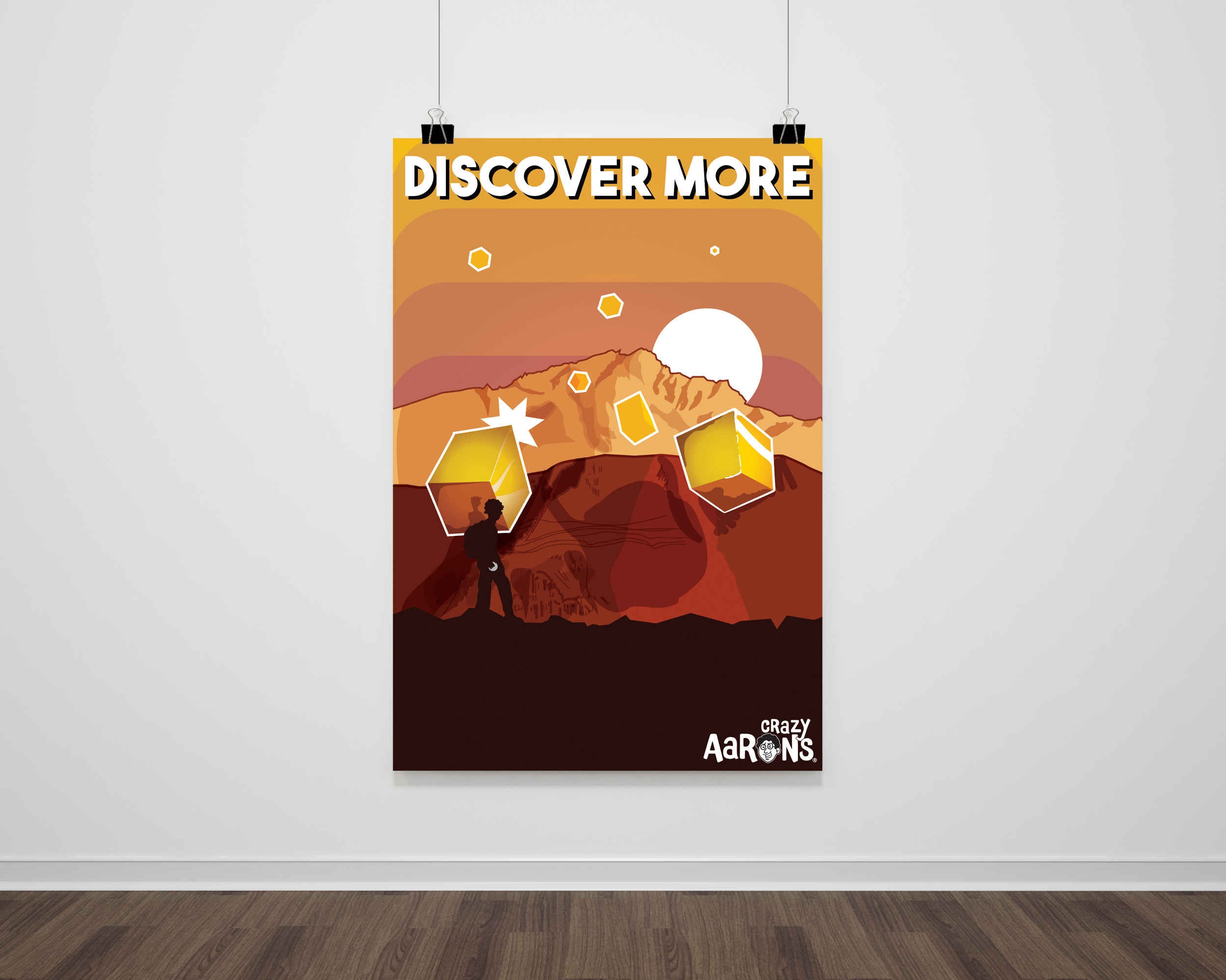 Discover More Poster