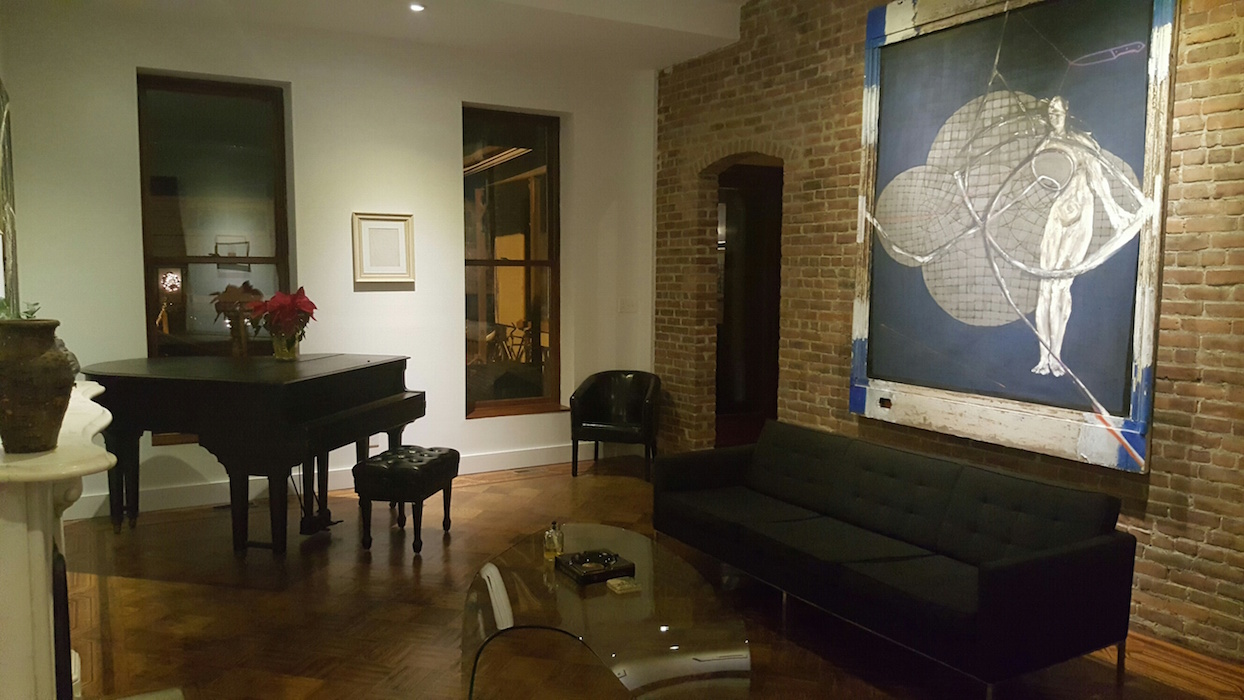 Living Room/Gallery Space