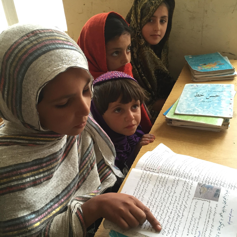 Rohabad School, Kandahar