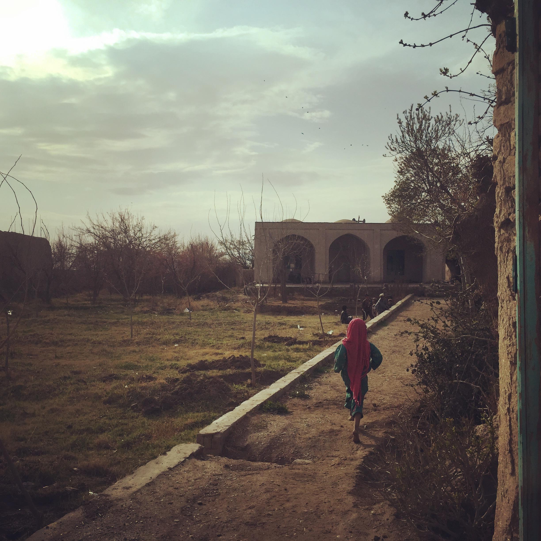 Deh-e-Bagh mosque, Kandahar